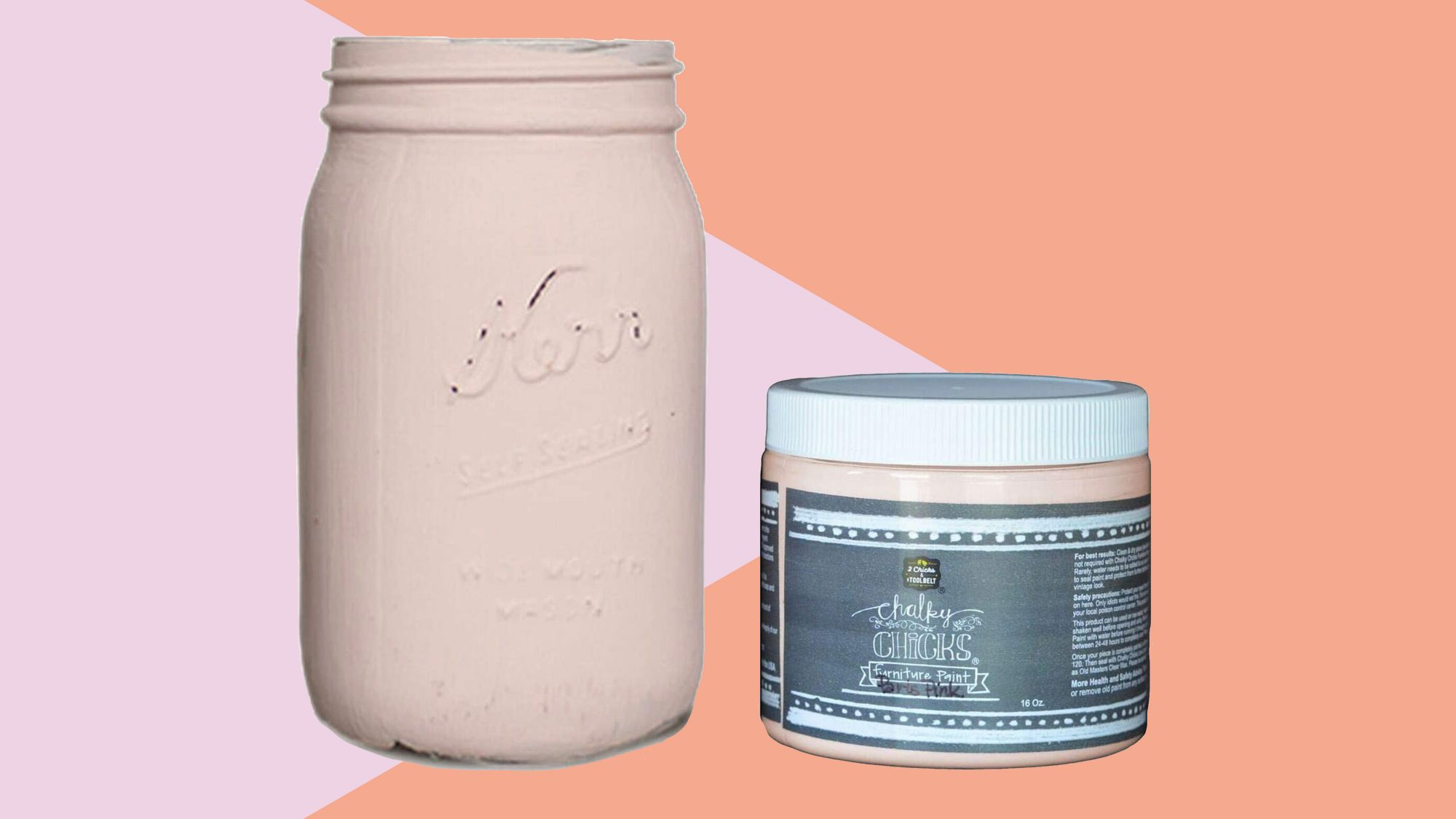Chalky Chicks Chalk Finish Paint