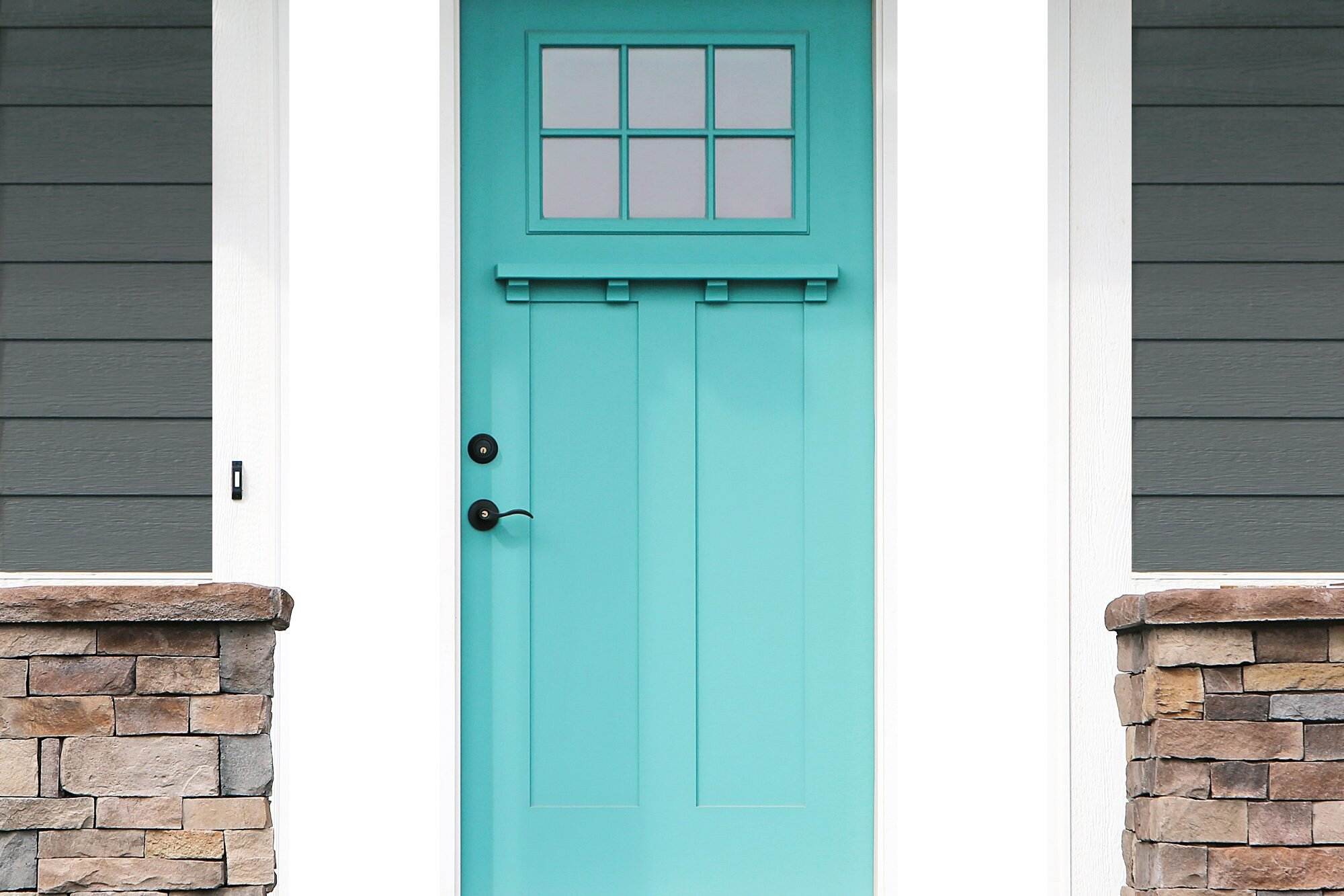 Exterior Paint Colors Chart And House Color Pairings Real Simple