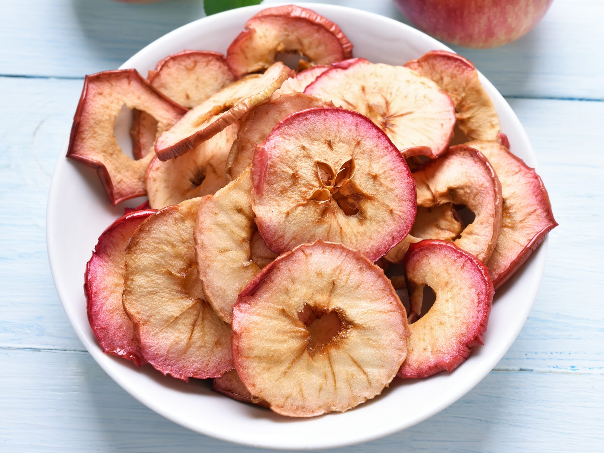 How to dehydrate apples - dehydrating apples guide