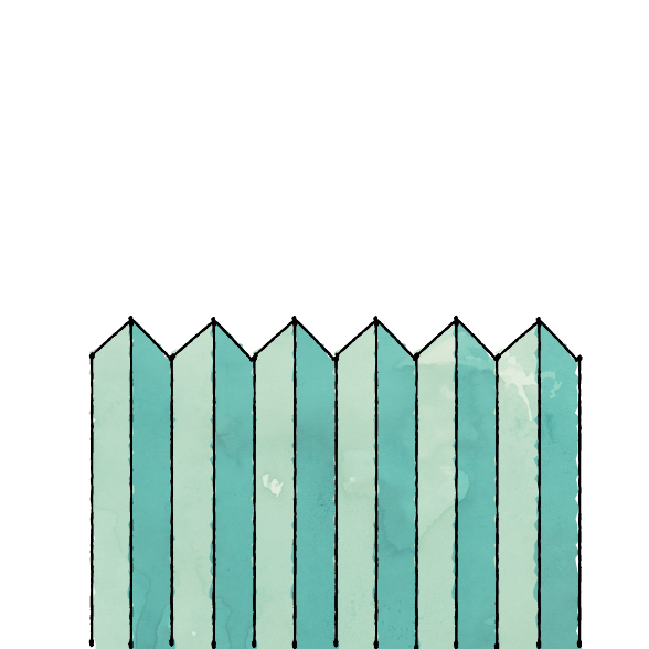 Types of pleats - Accordion Pleat picture