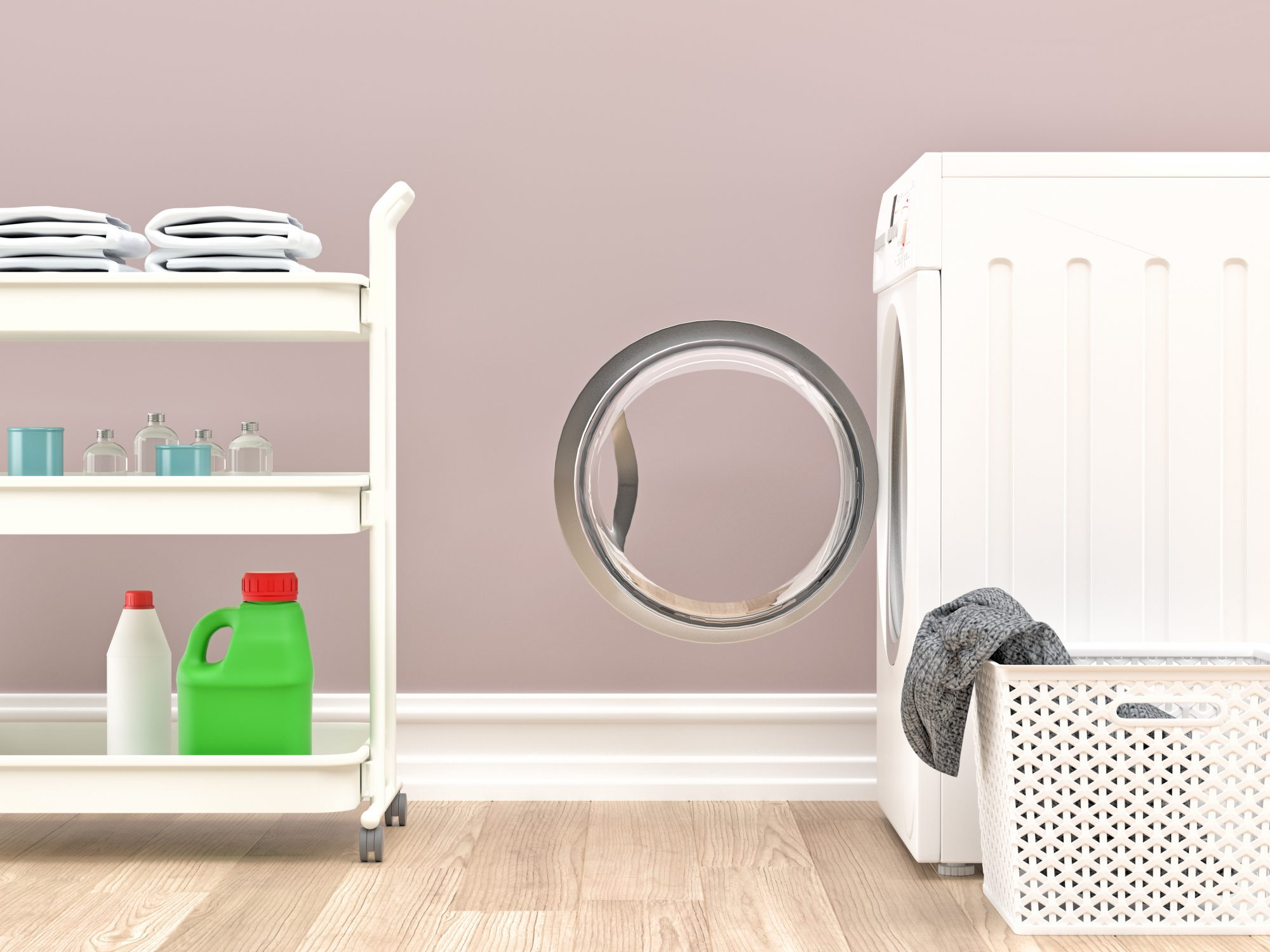 12 Laundry Mistakes You're Probably Making, washing machine