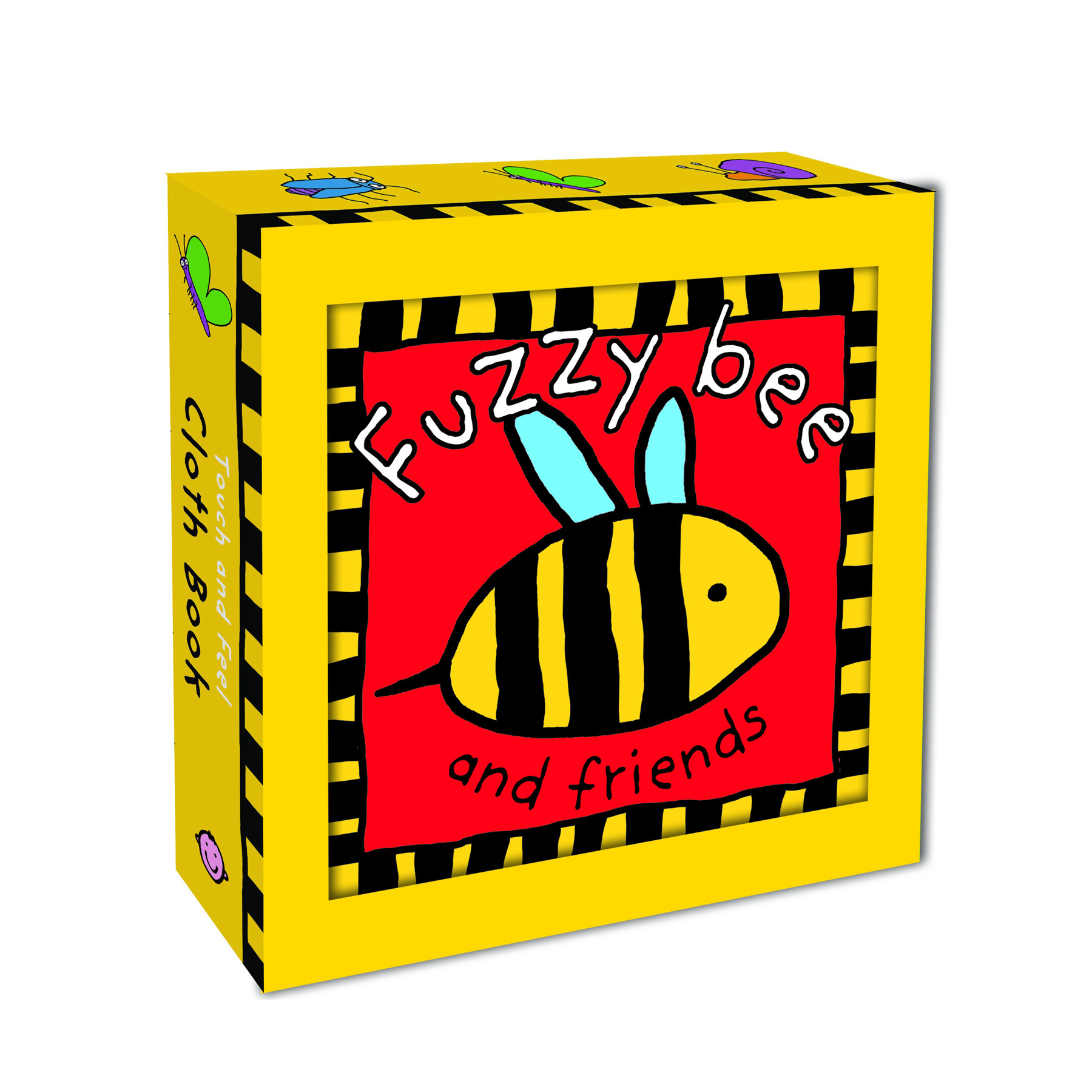 Best newborn baby gifts - Fuzzy Bee and Friends by Roger Priddy