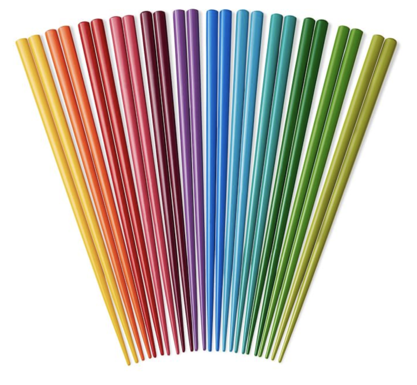 Rainbow Chopsticks Foodie Gift
