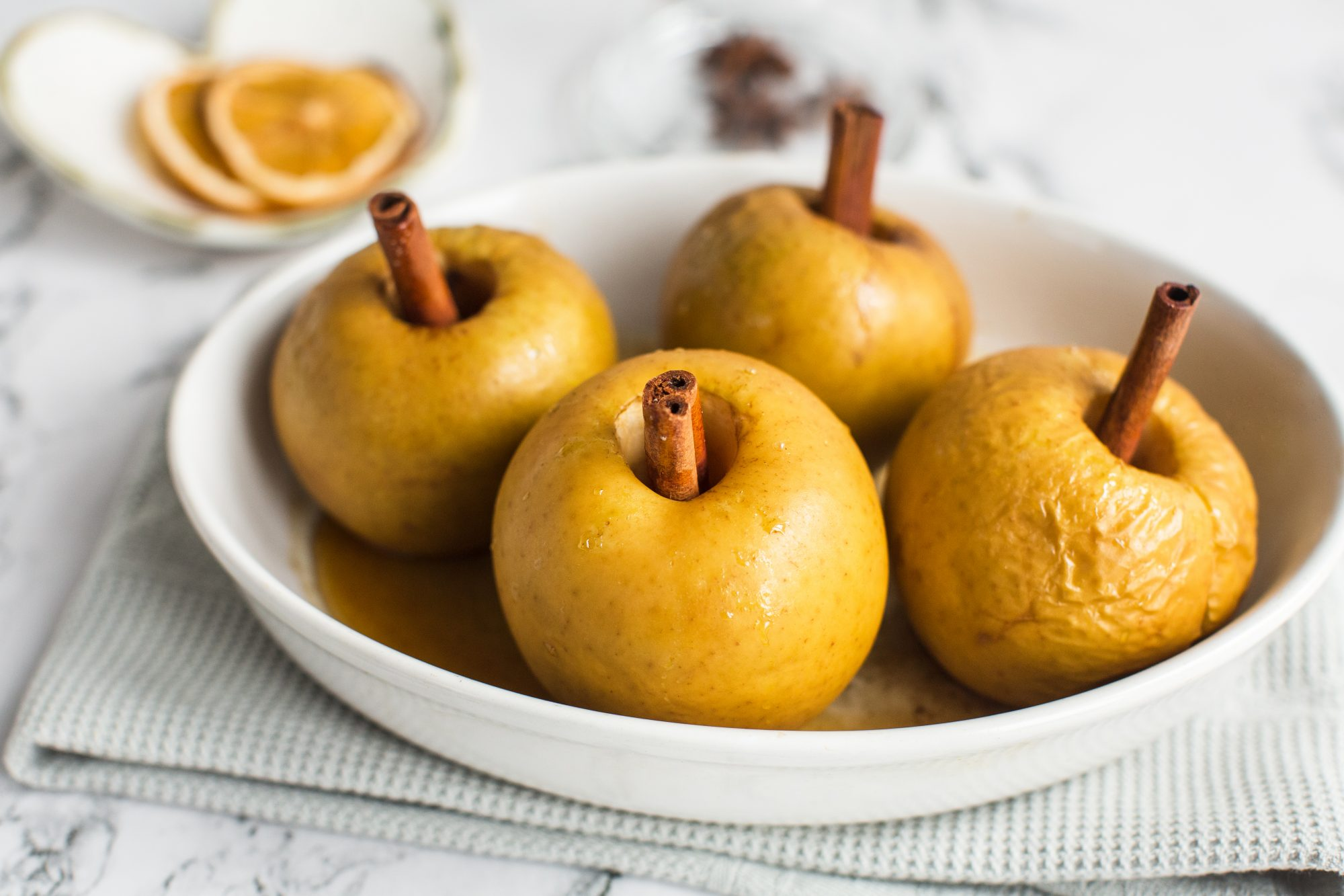 Microwave baked apples recipe, guide, and steps (microwave baked apples)