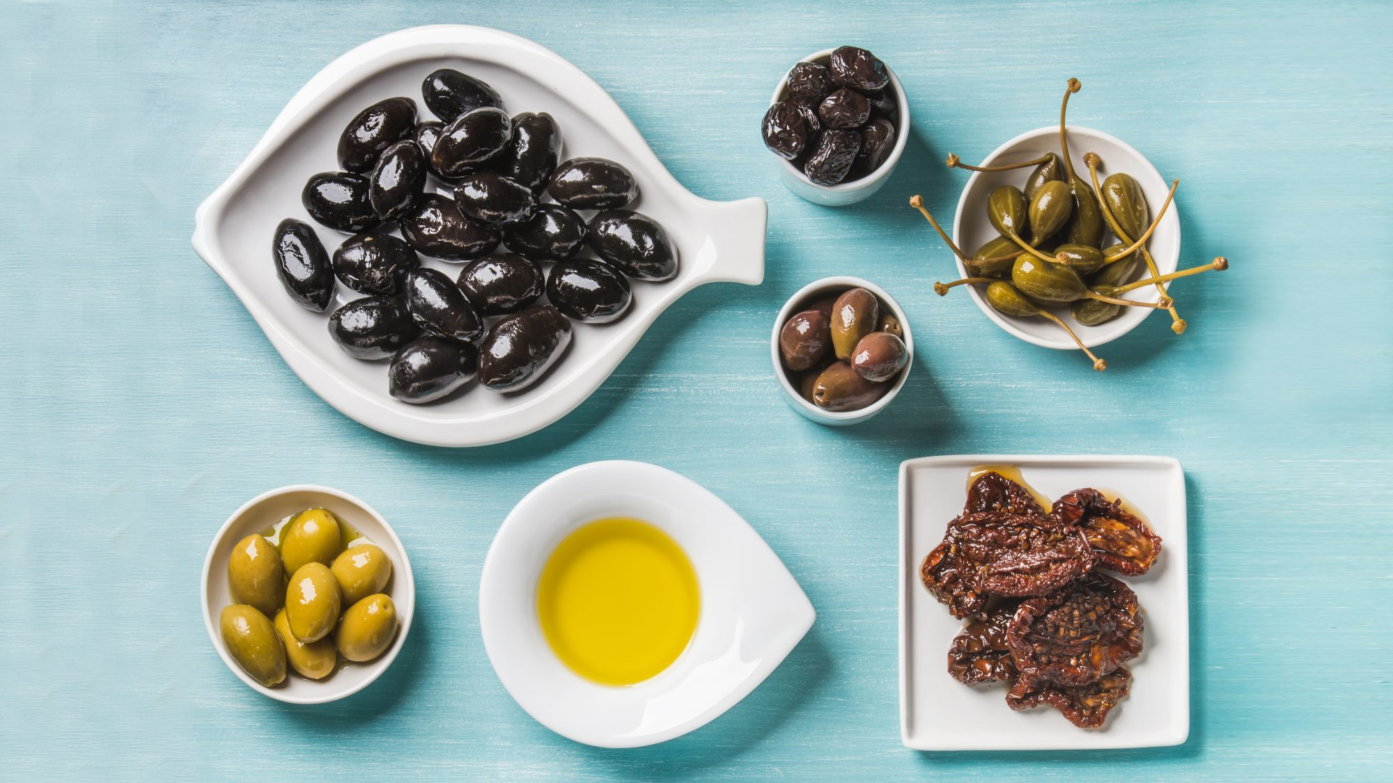 types-of-olives-guide