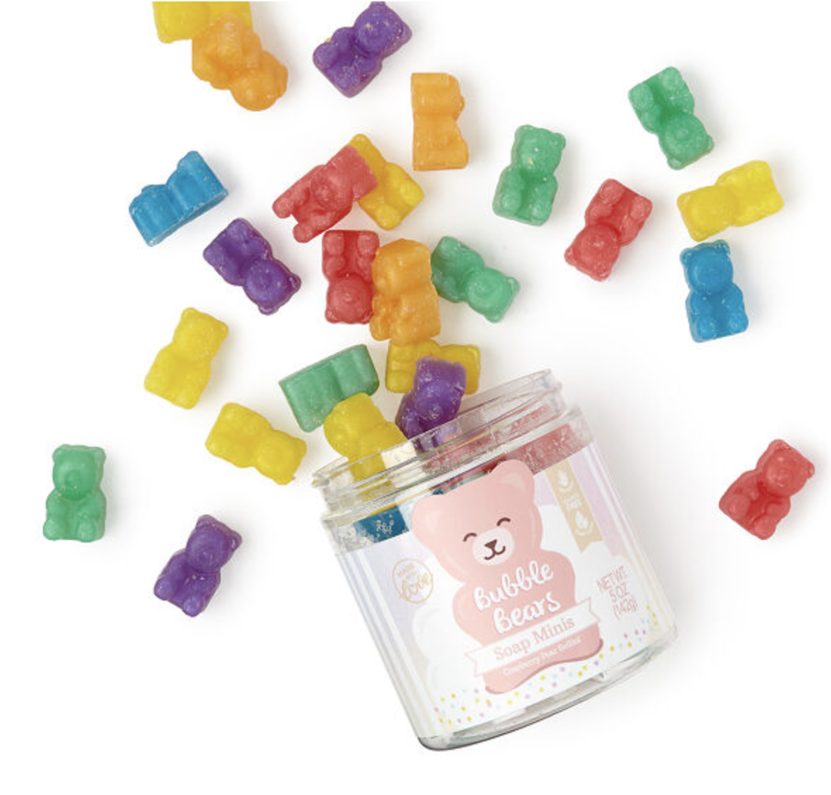 Gummy Soaps for Tween and Teen Gifts