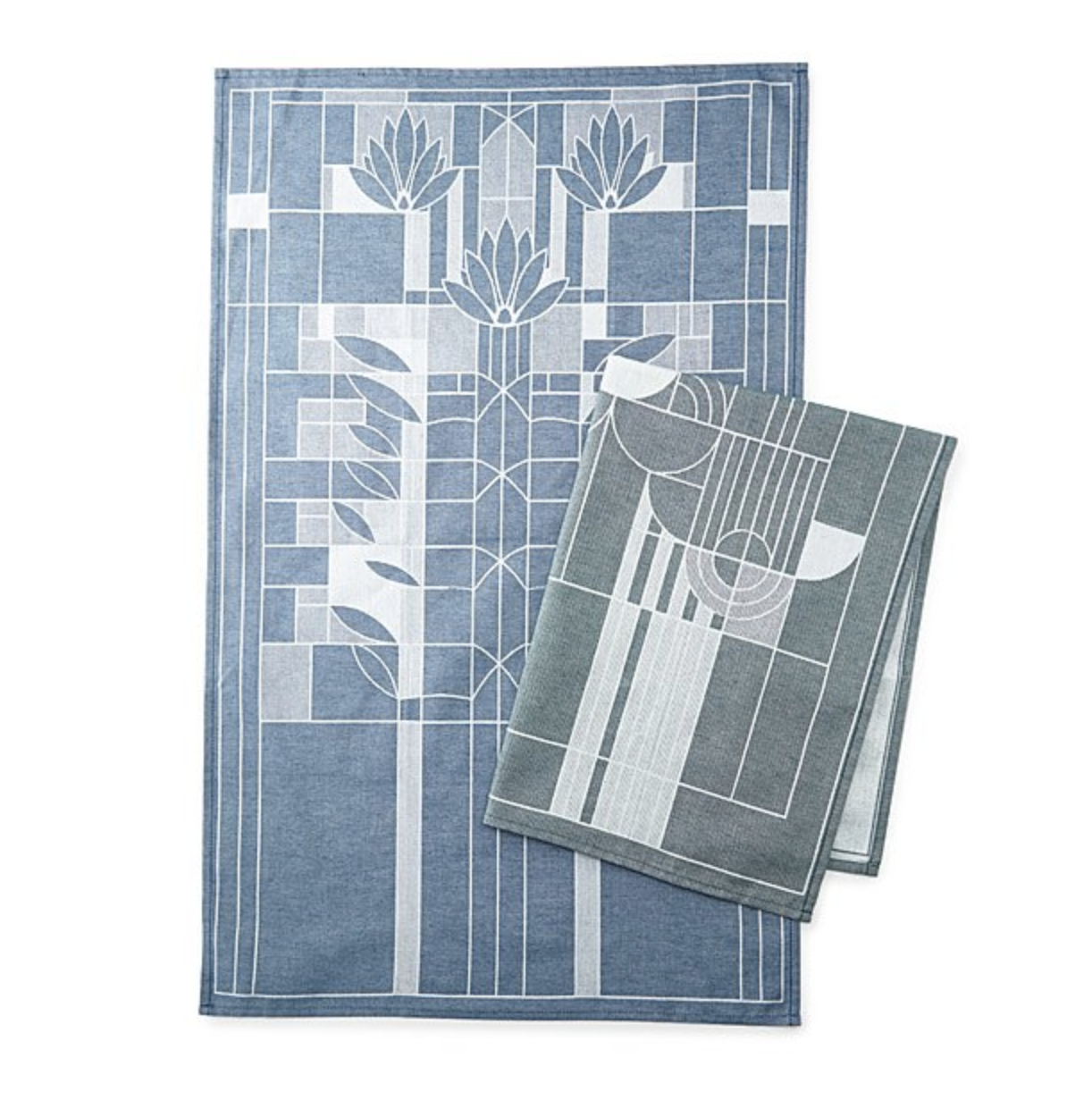 Tea towels are essential baking tools for bread baking and rolled cake making—and these towels sporting the famed architect's legendary designs are (almost) too pretty to put to work.