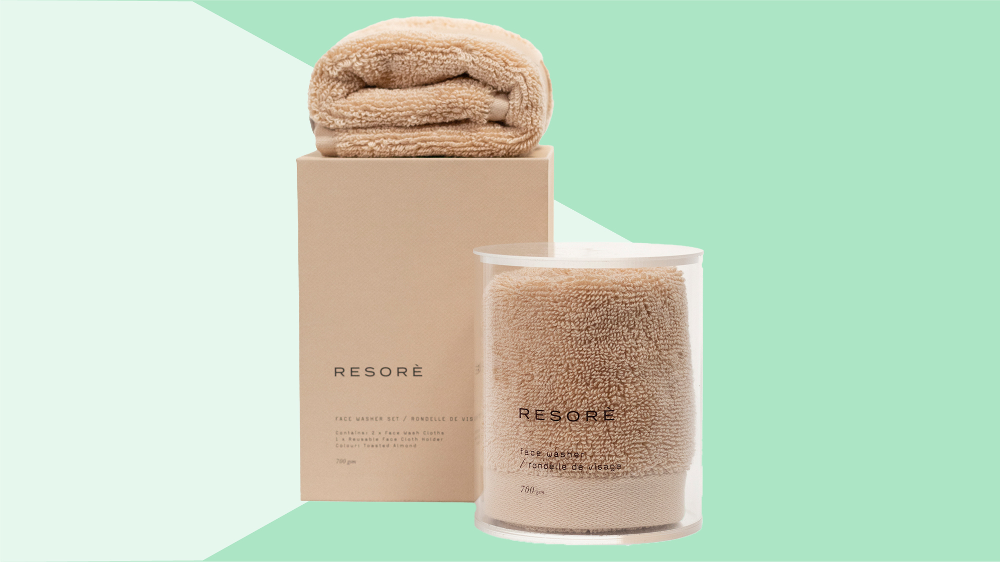 Resore The Face Wash Set