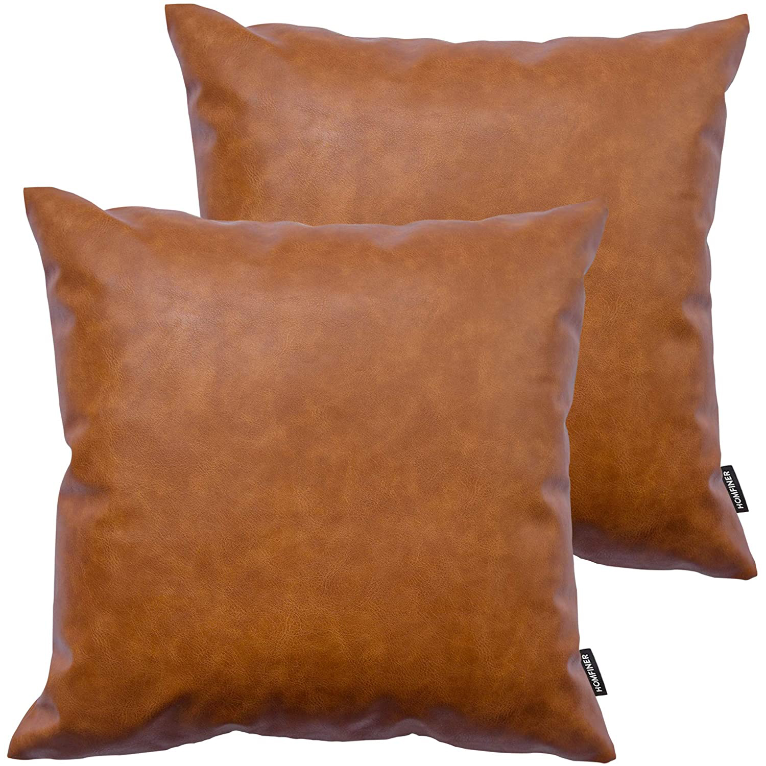 Homfiner pillow covers