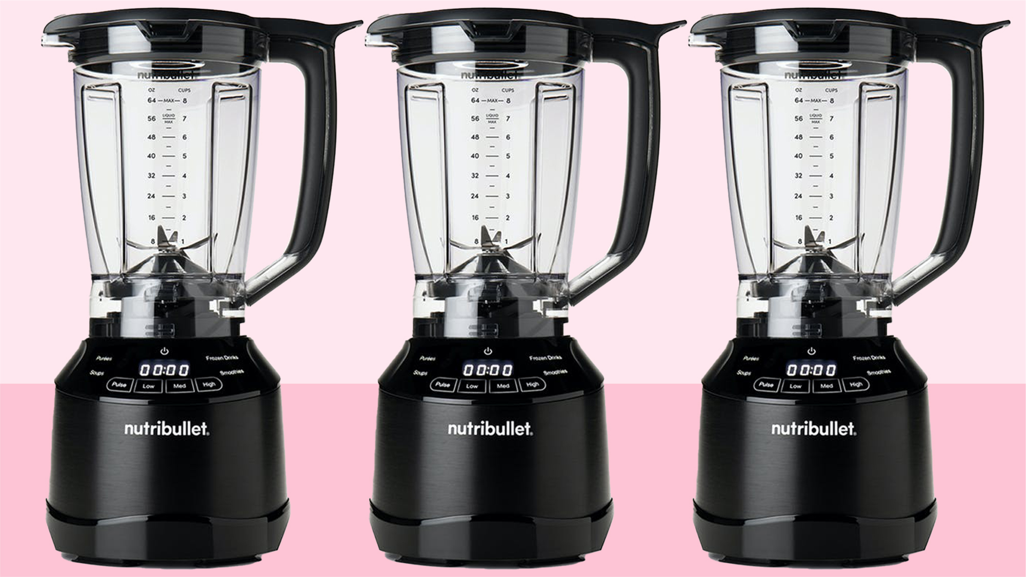 NutriBullet Smart Touch Blender Combo
