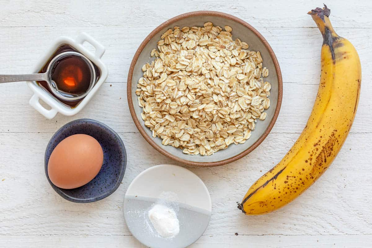 Baked-Oats-ingredients