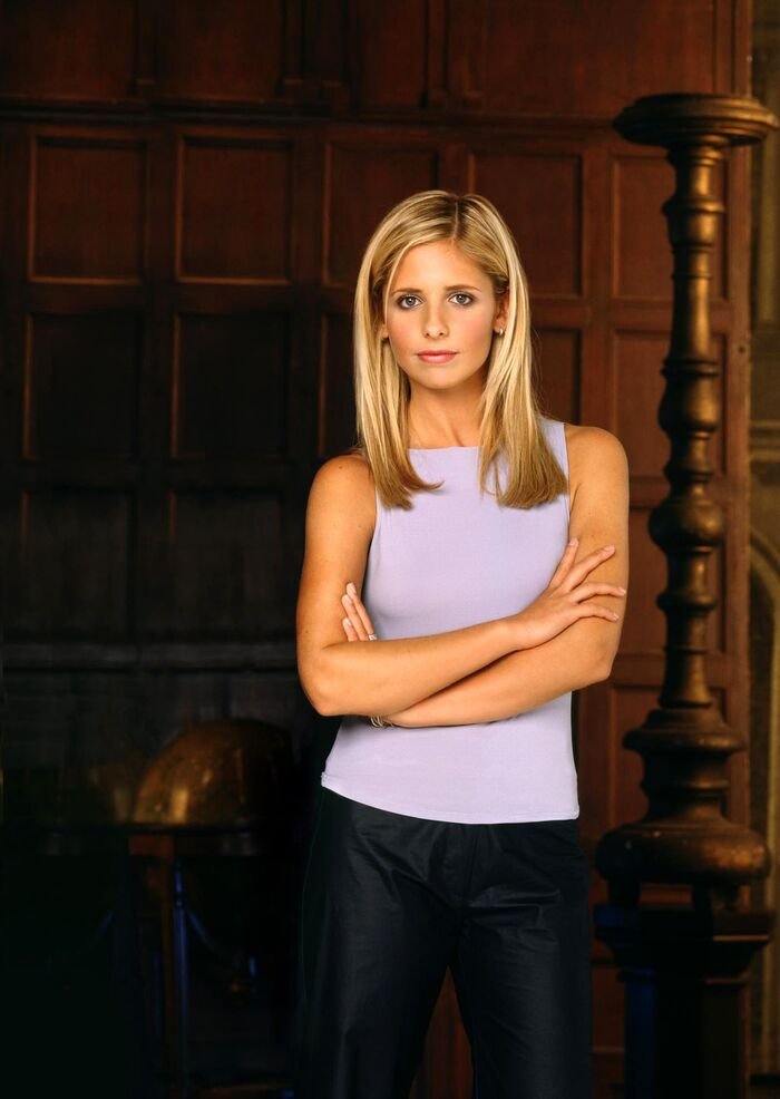 Buffy the Vampire Slayer for Womens History Month