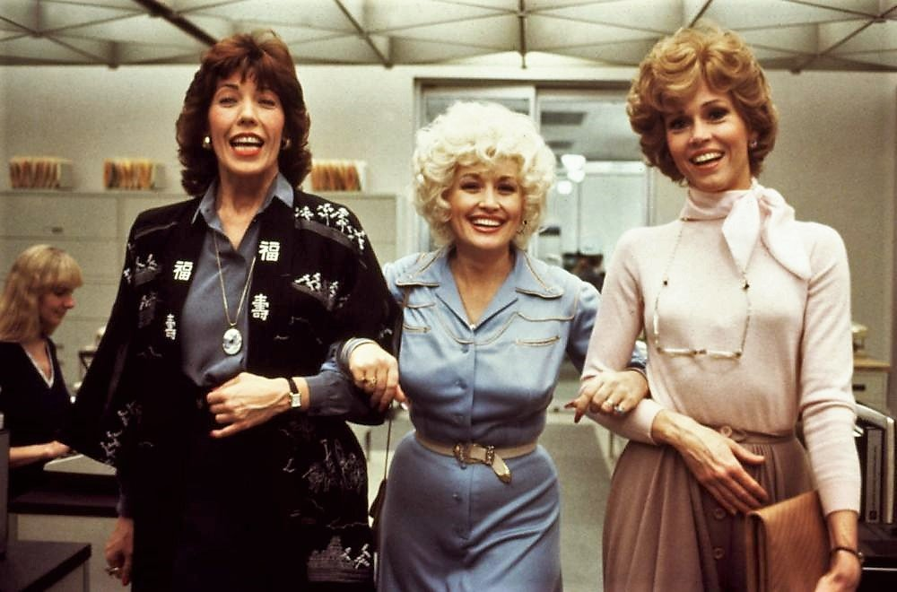 9 to 5 for Womens History Month