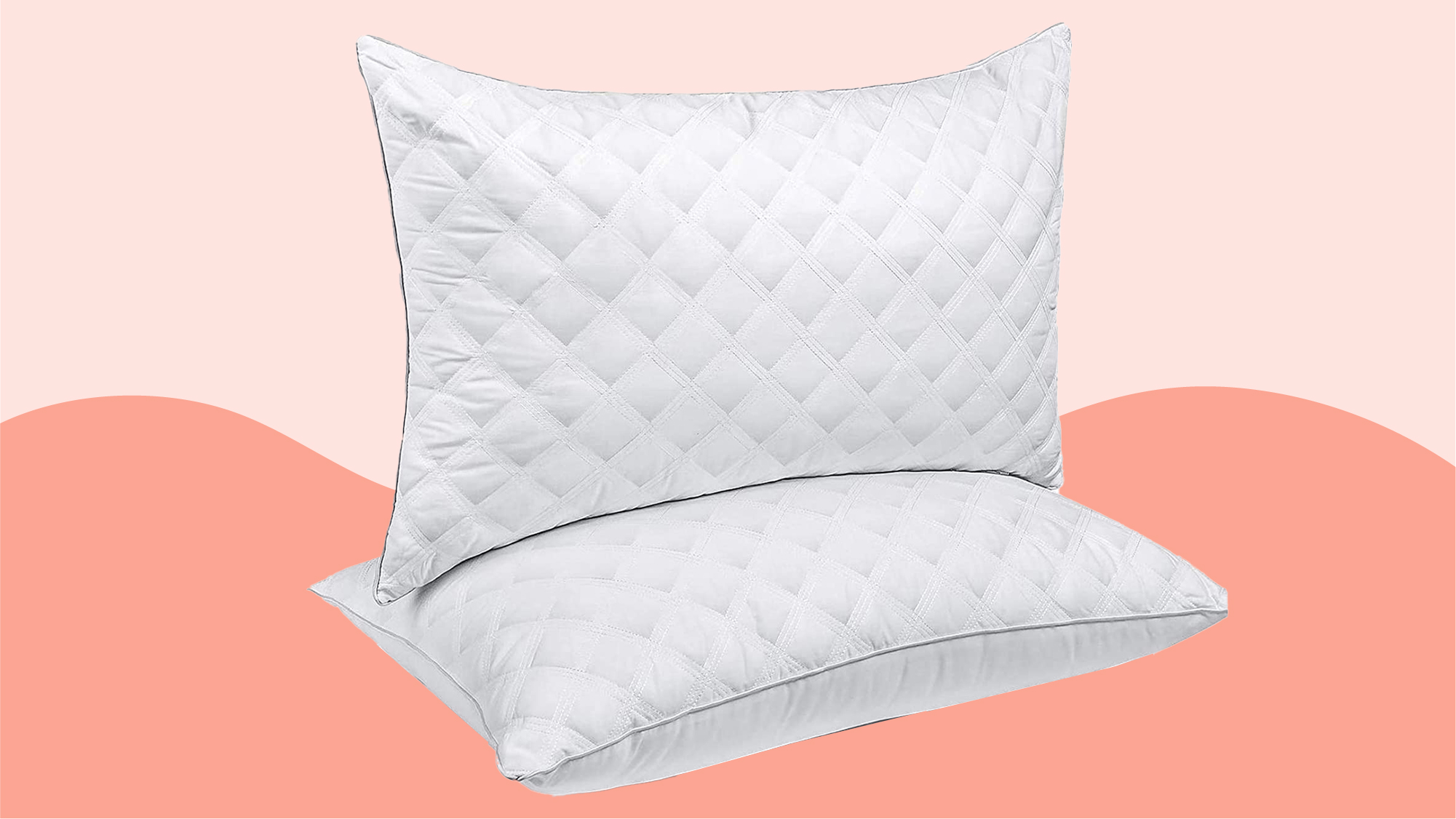 SORMAG Bed Pillows for Sleeping Set of 2