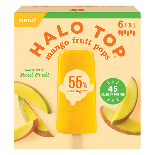 6 Clever Items (3/26/21) - Halo Top Fruit Pops