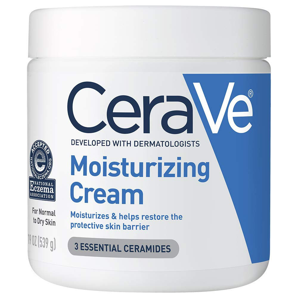 fragrance-free-beauty-products-CeraVe Moisturizing Cream