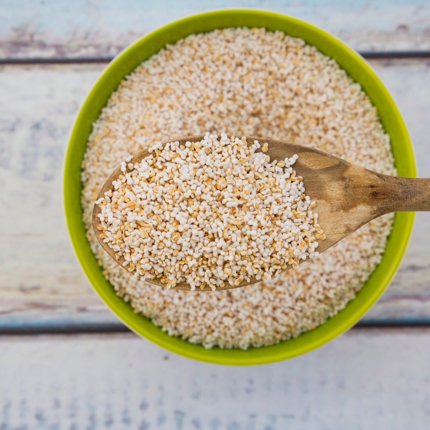 Types of grains - Amaranth (picture)