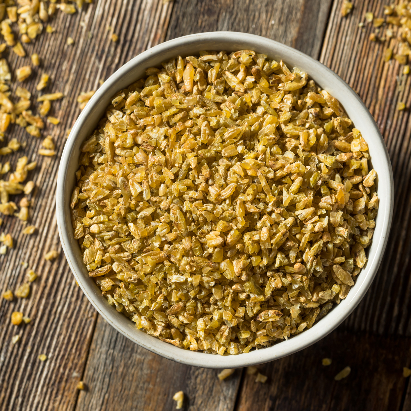 Types of grains - Freekeh (picture)