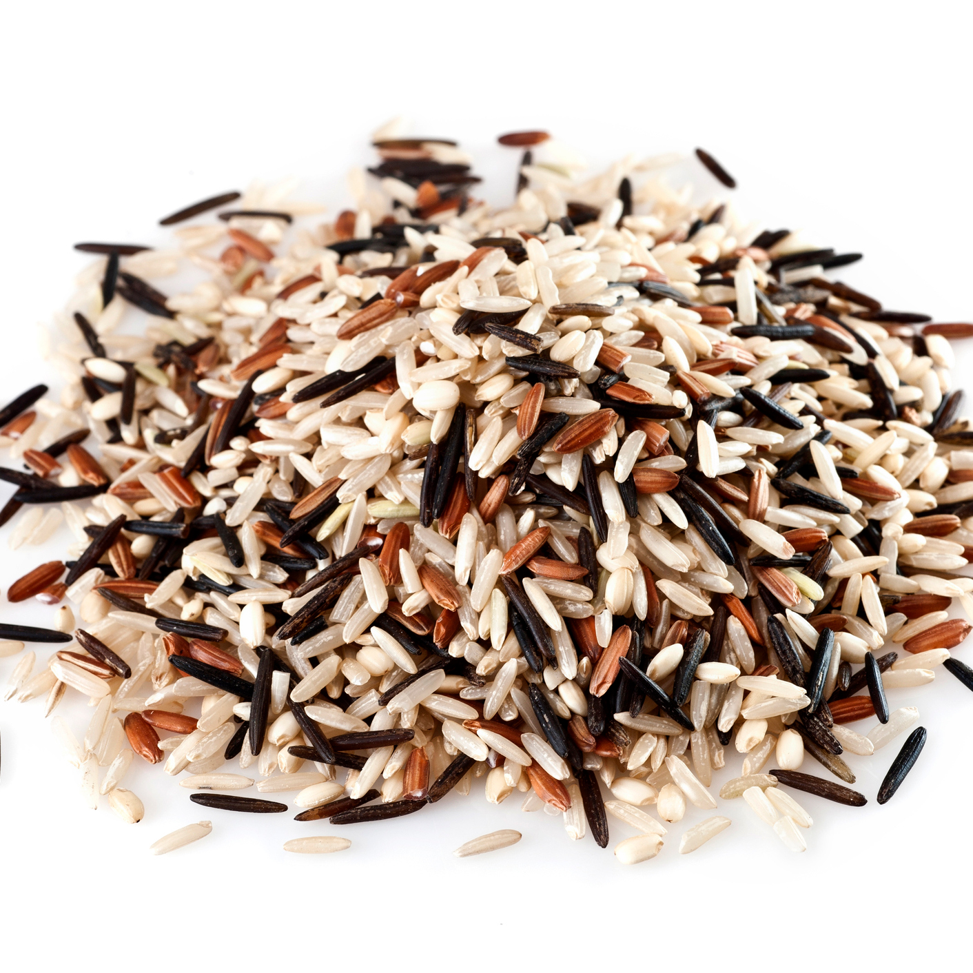 Types of grains - Wild rice (picture)