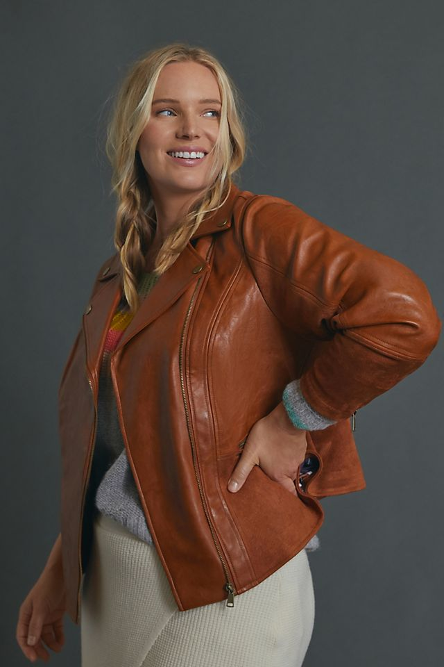 best-moto-jacket- Robyn Faux Leather Moto Jacket