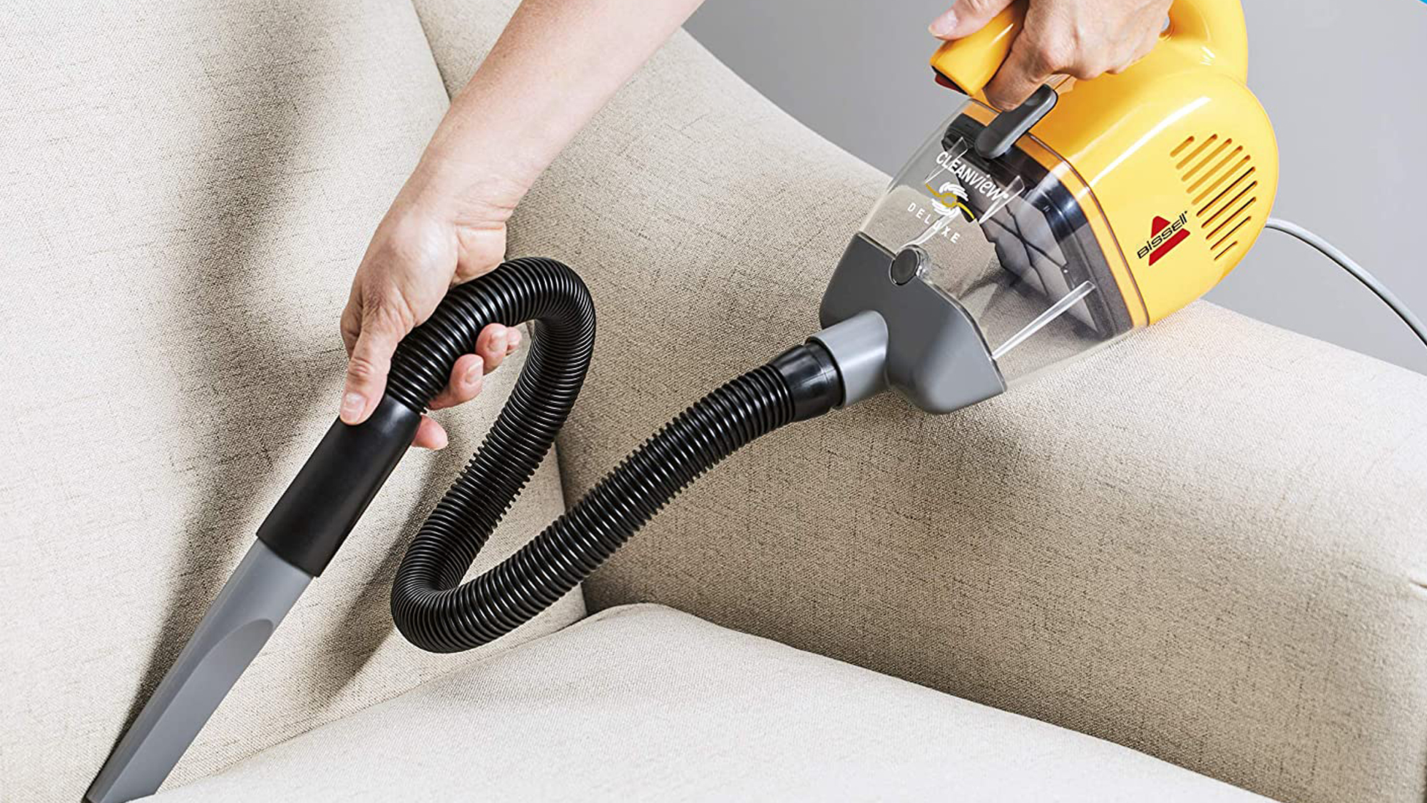 Bissell Cleanview Deluxe Corded Handheld Vacuum