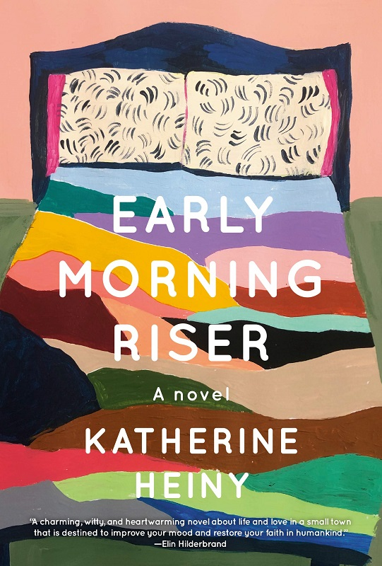 Early Morning Riser Book Cover