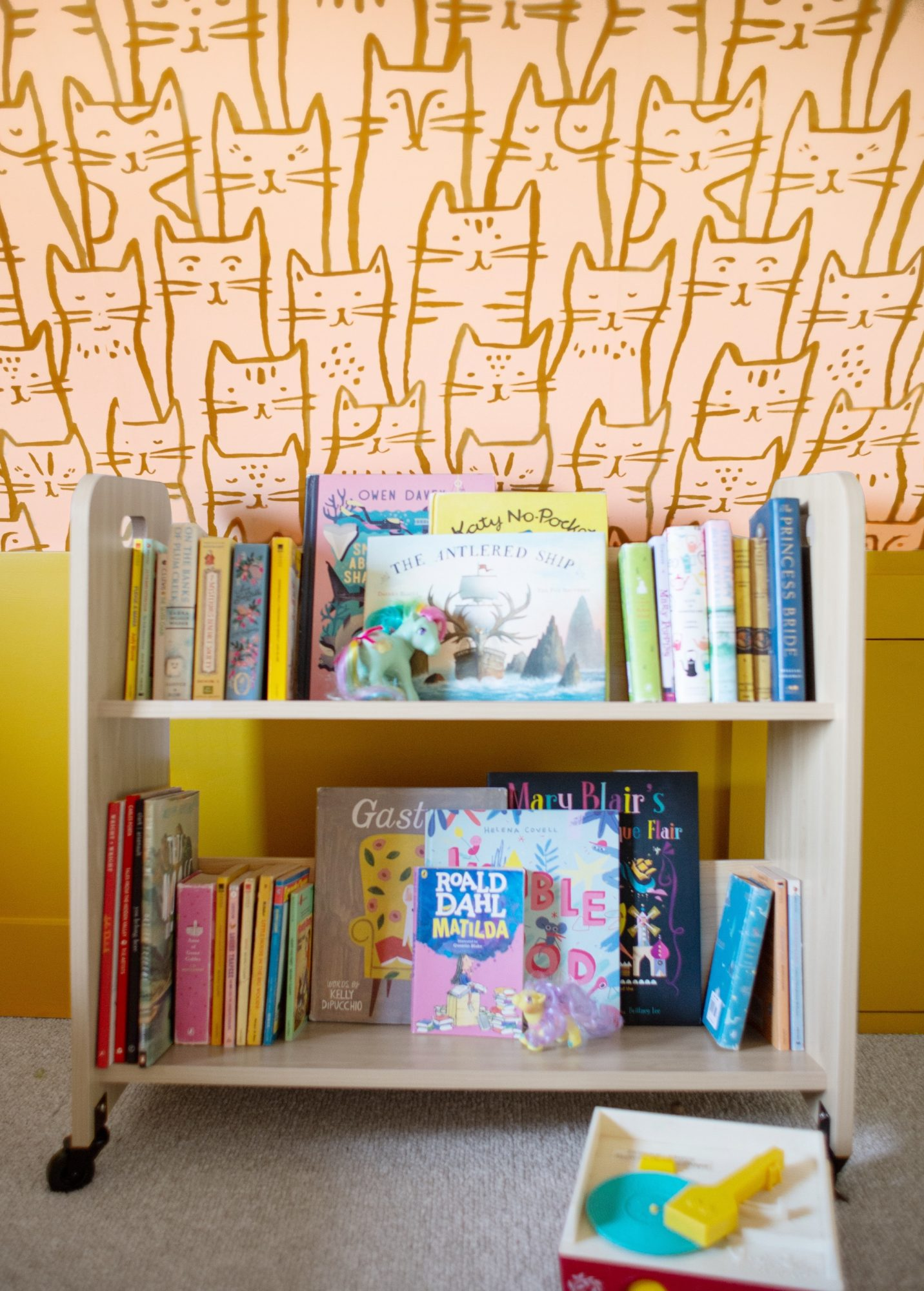 Space of Month, Kids Reading Nook
