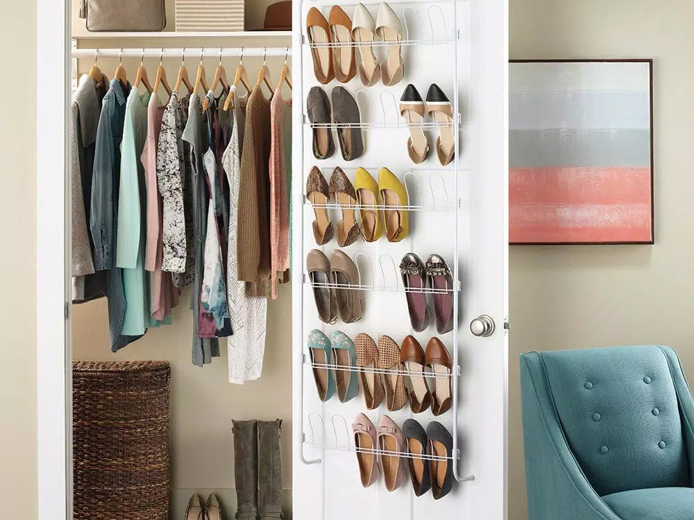 Shoe Storage Ideas from the Pros