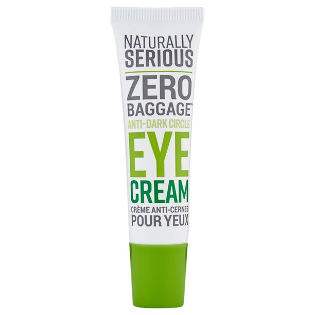 beauty-products-for-mom-Naturally Serious Zero Baggage Anti-Dark Circle Eye Cream