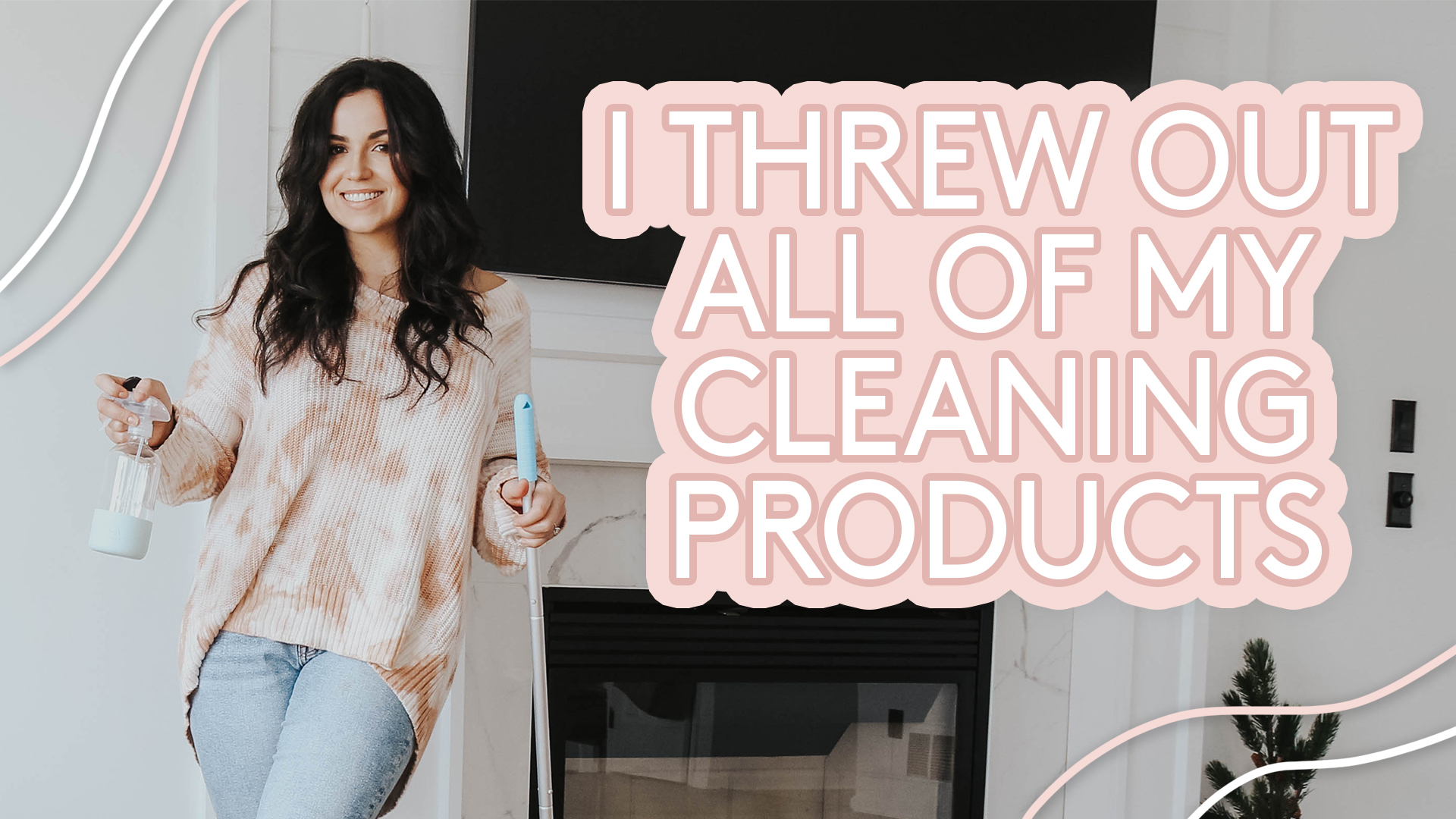 Host Haley Cairo: DIY cleaners