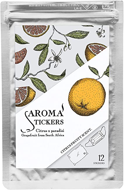 interesting-fragrance-Aroma Stickers For Face Mask or Pillow