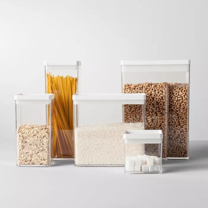 Best Target Organizers, Clear Food Containers