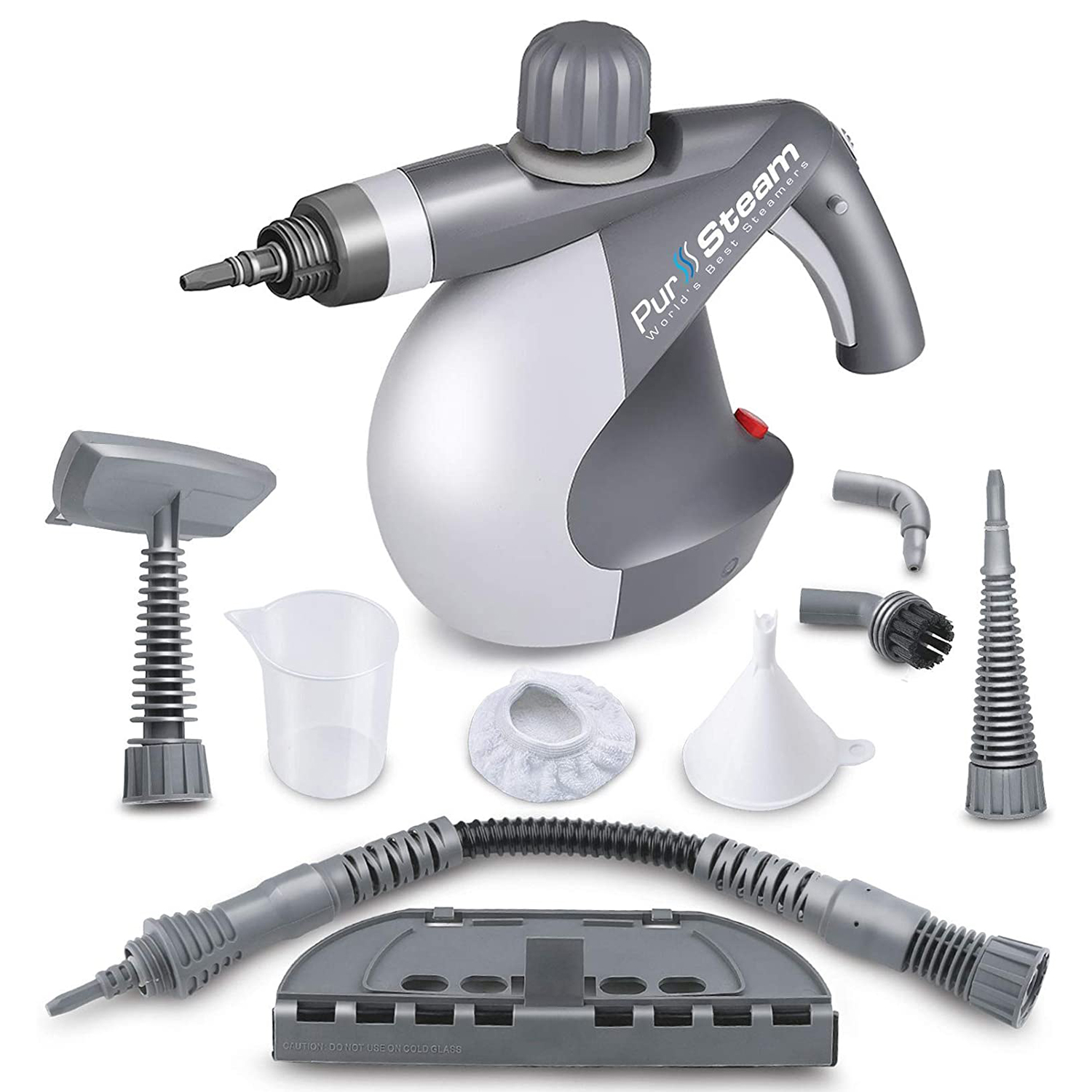 PurSteam World's Best Steamers Chemical-Free Cleaning PurSteam Handheld