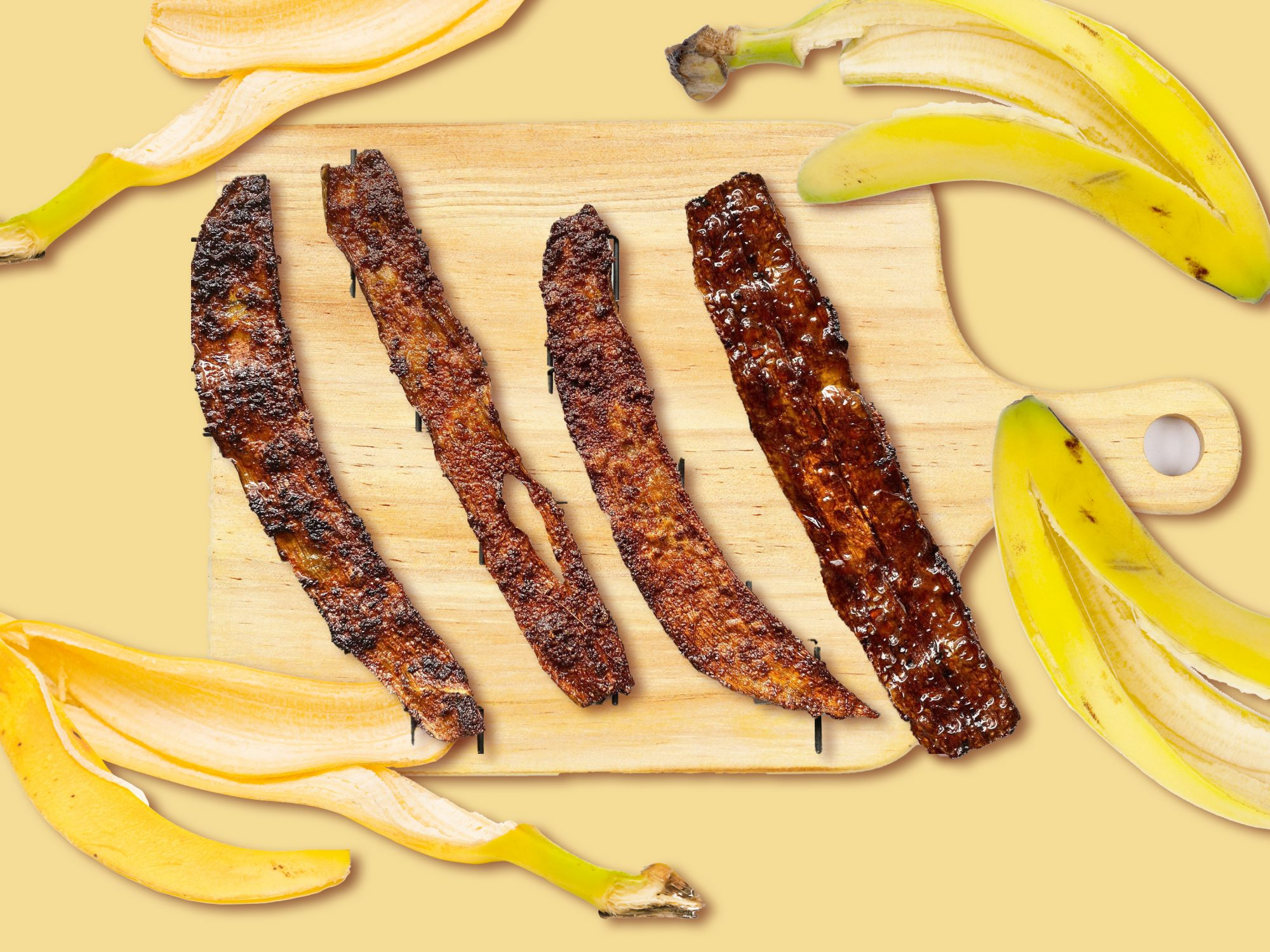 vegan-banana-peel-bacon-2