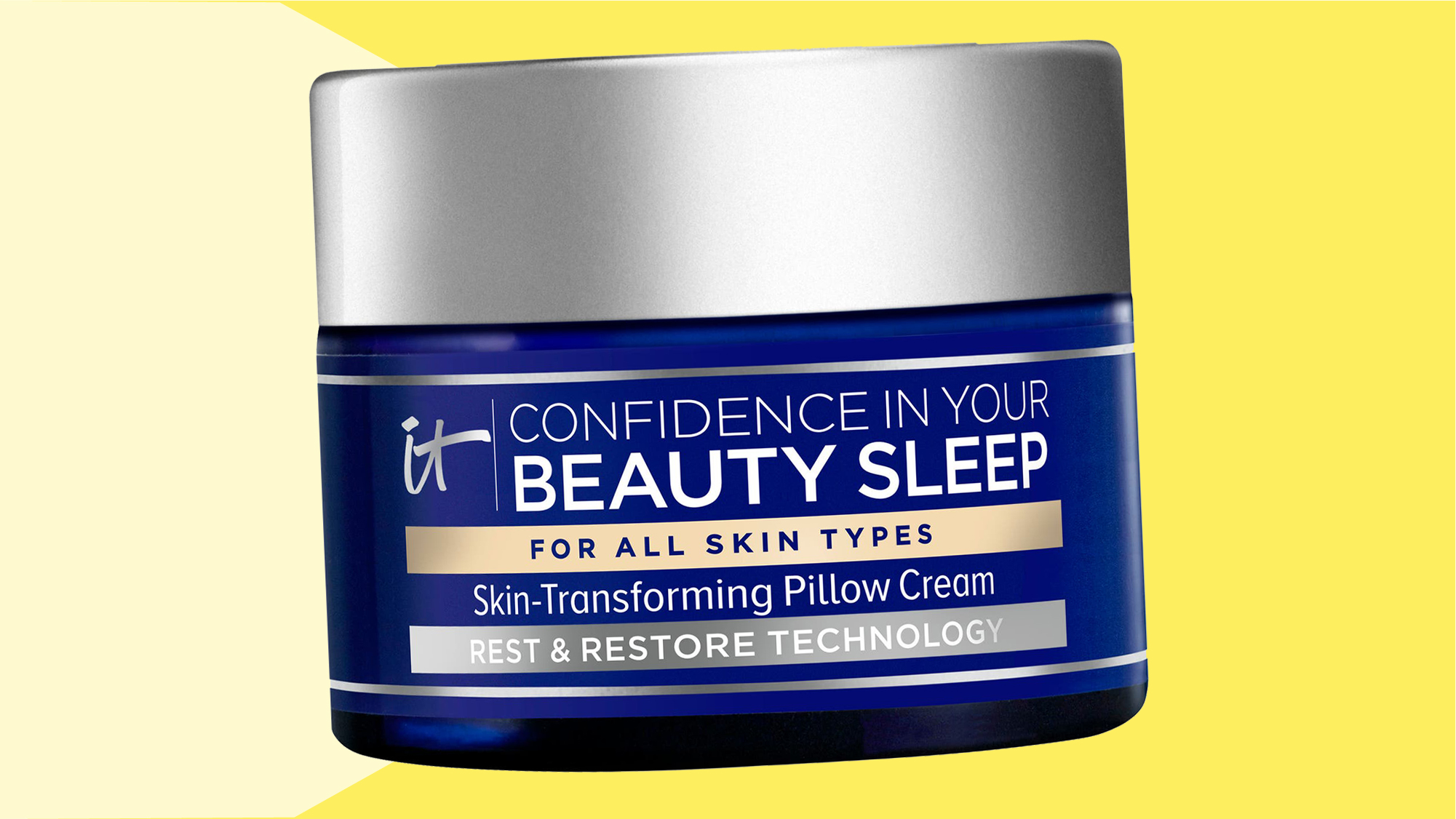 Confidence in Your Beauty Sleep Skin Transforming Pillow Cream IT COSMETICS