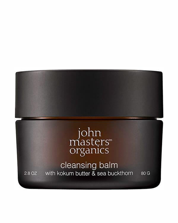 cleansing-balm-John Masters Organics Cleansing Balm with Kokum Butter and Sea Buckthorn