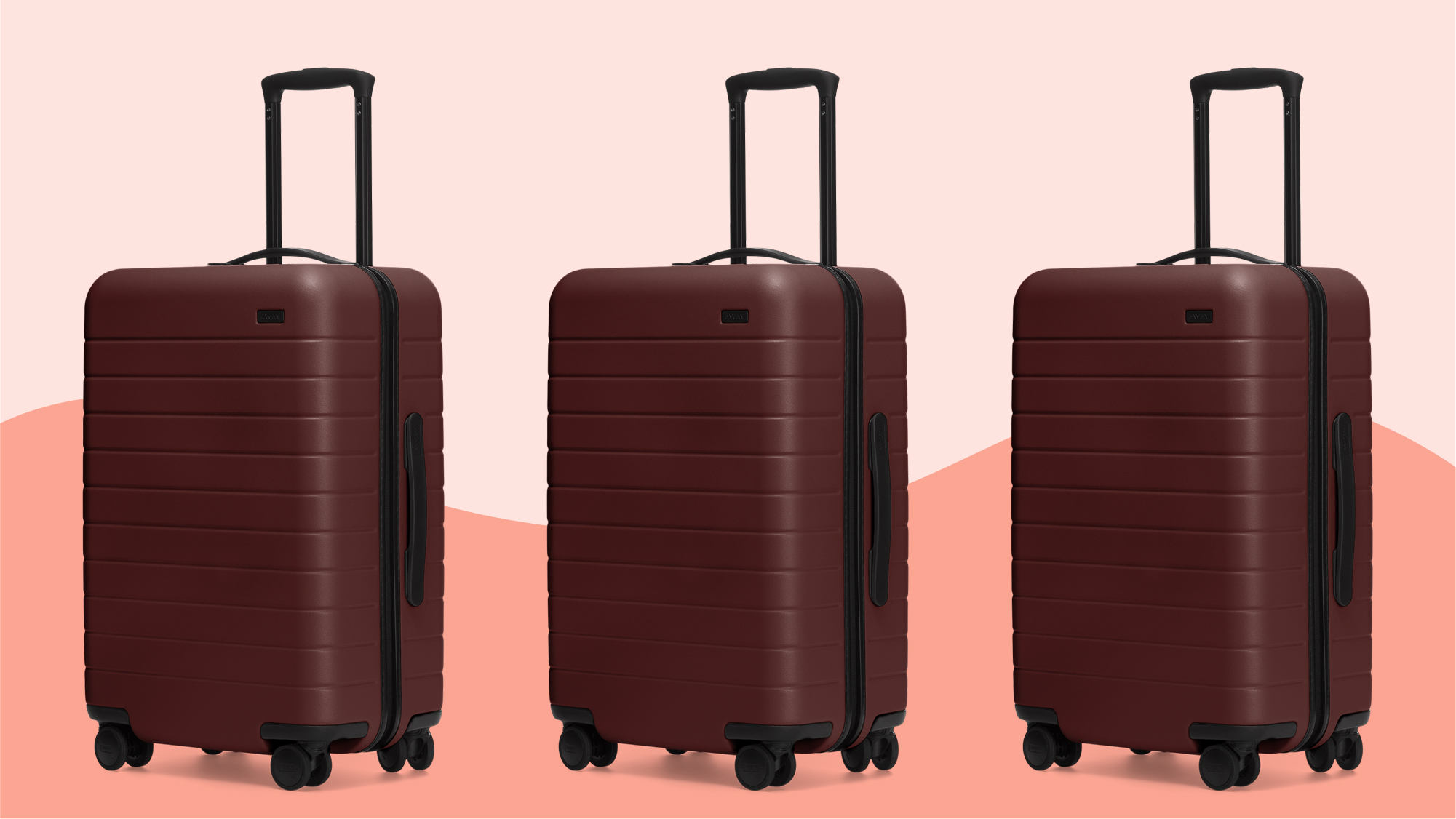 Away luggage bags