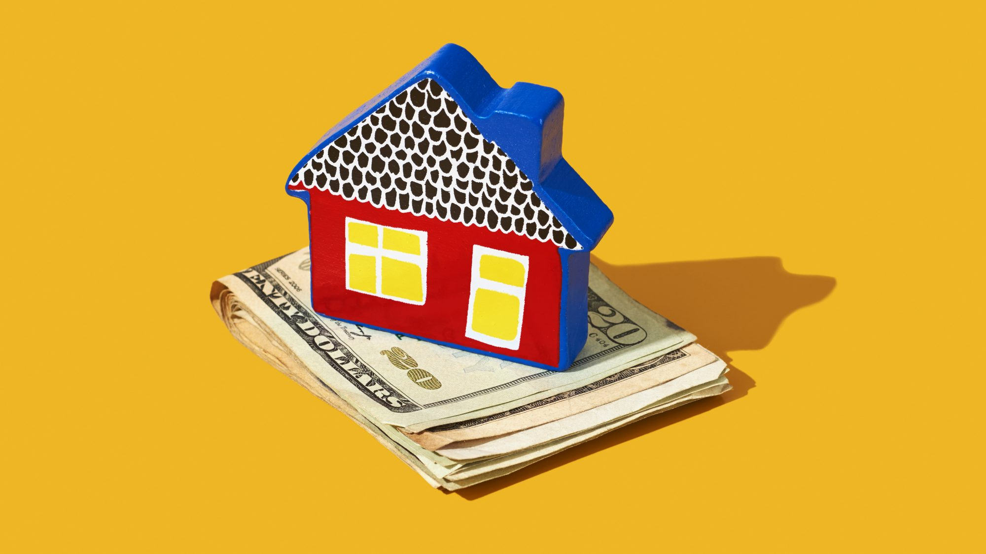 New Rules of Retirement post-event page: house on money