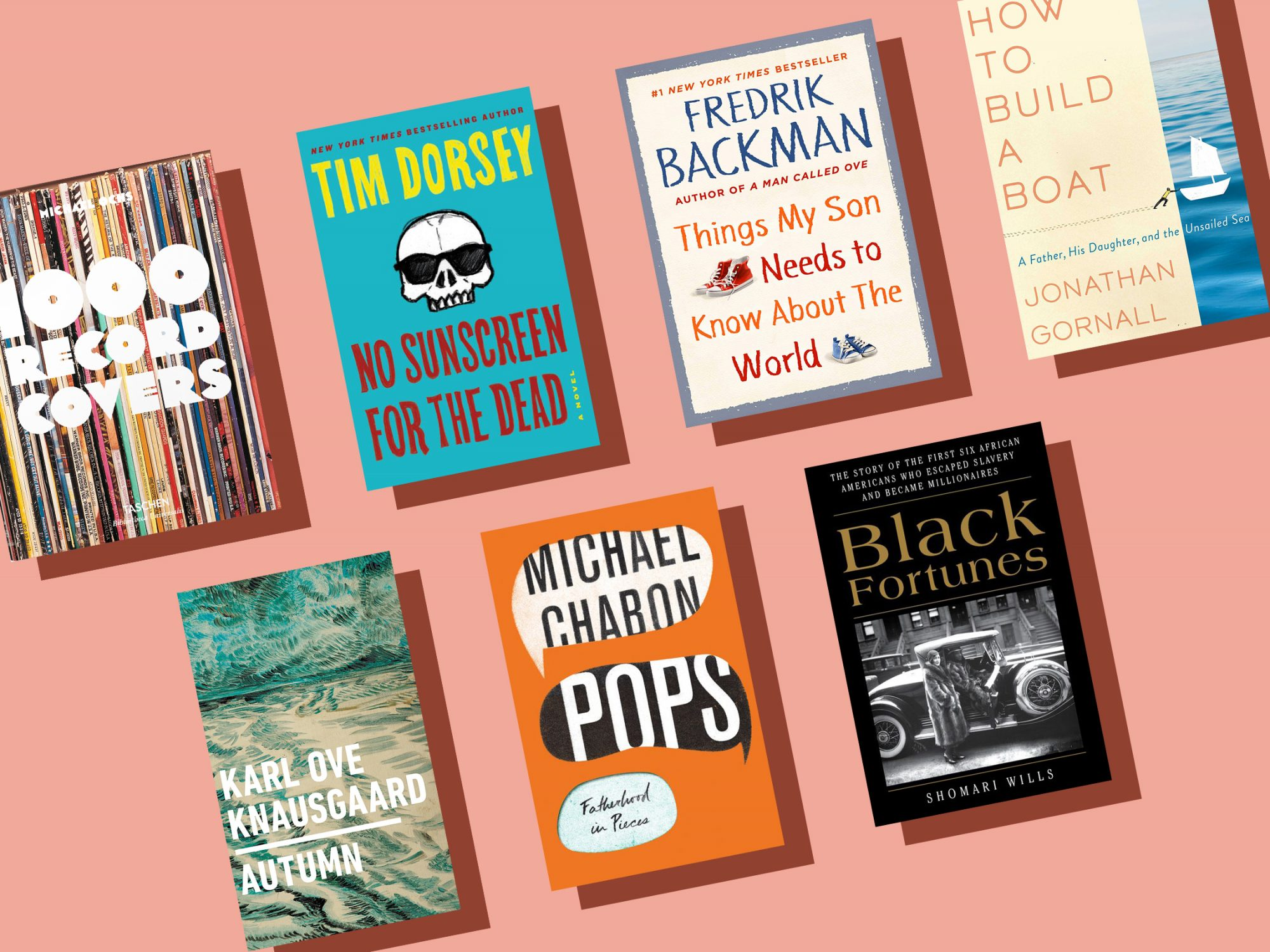 Books for dad for father's day - dad books