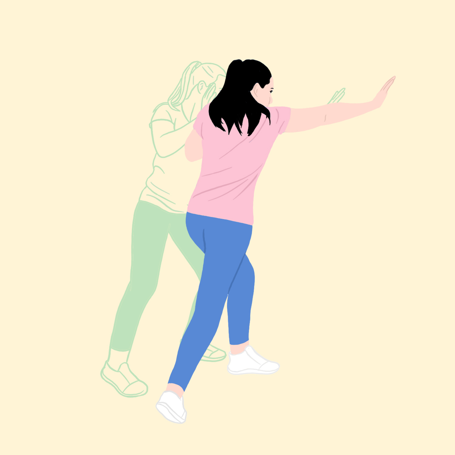 Basic Self-Defense Moves to Know: Palm-Heel Strike