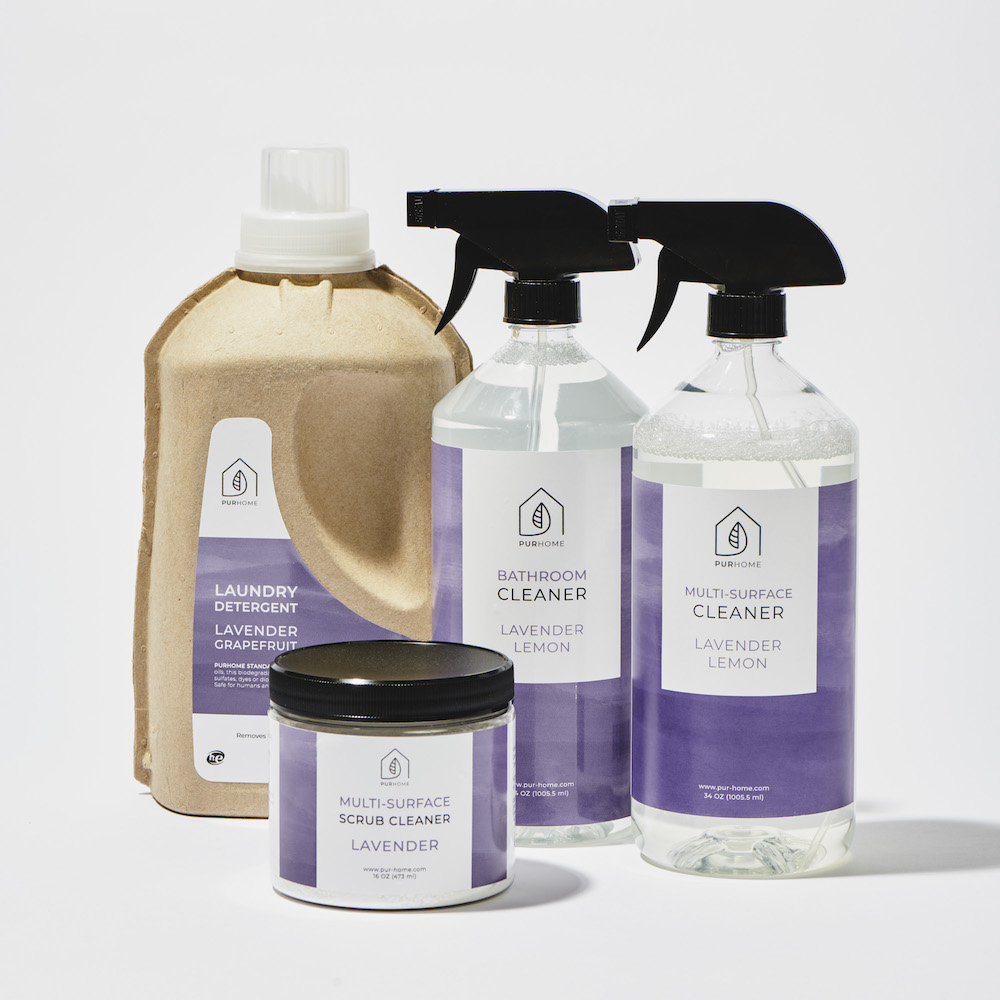PUR Home Lavender Cleaning Products