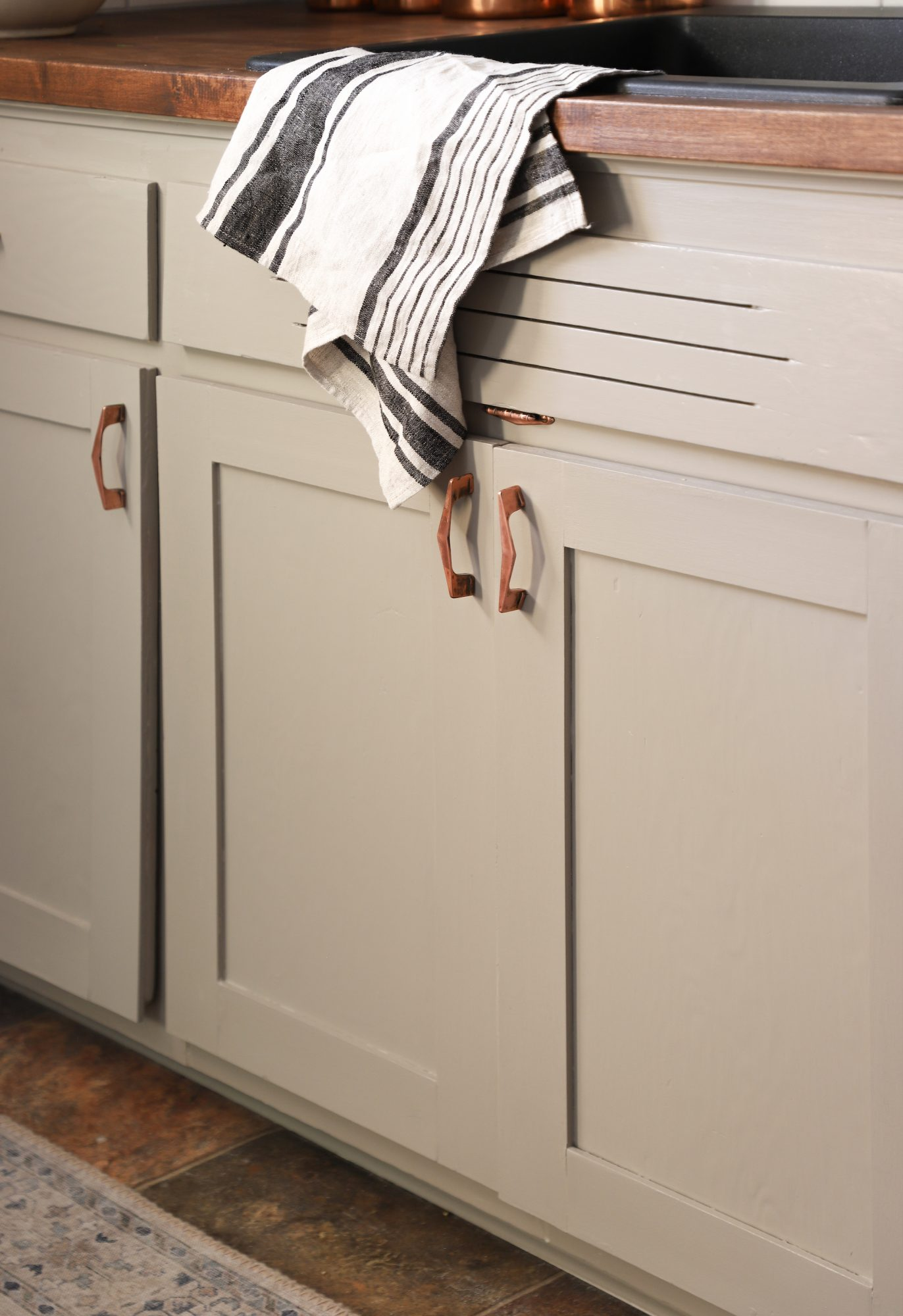 Space of the Week, Kitchen Cabinet Detail