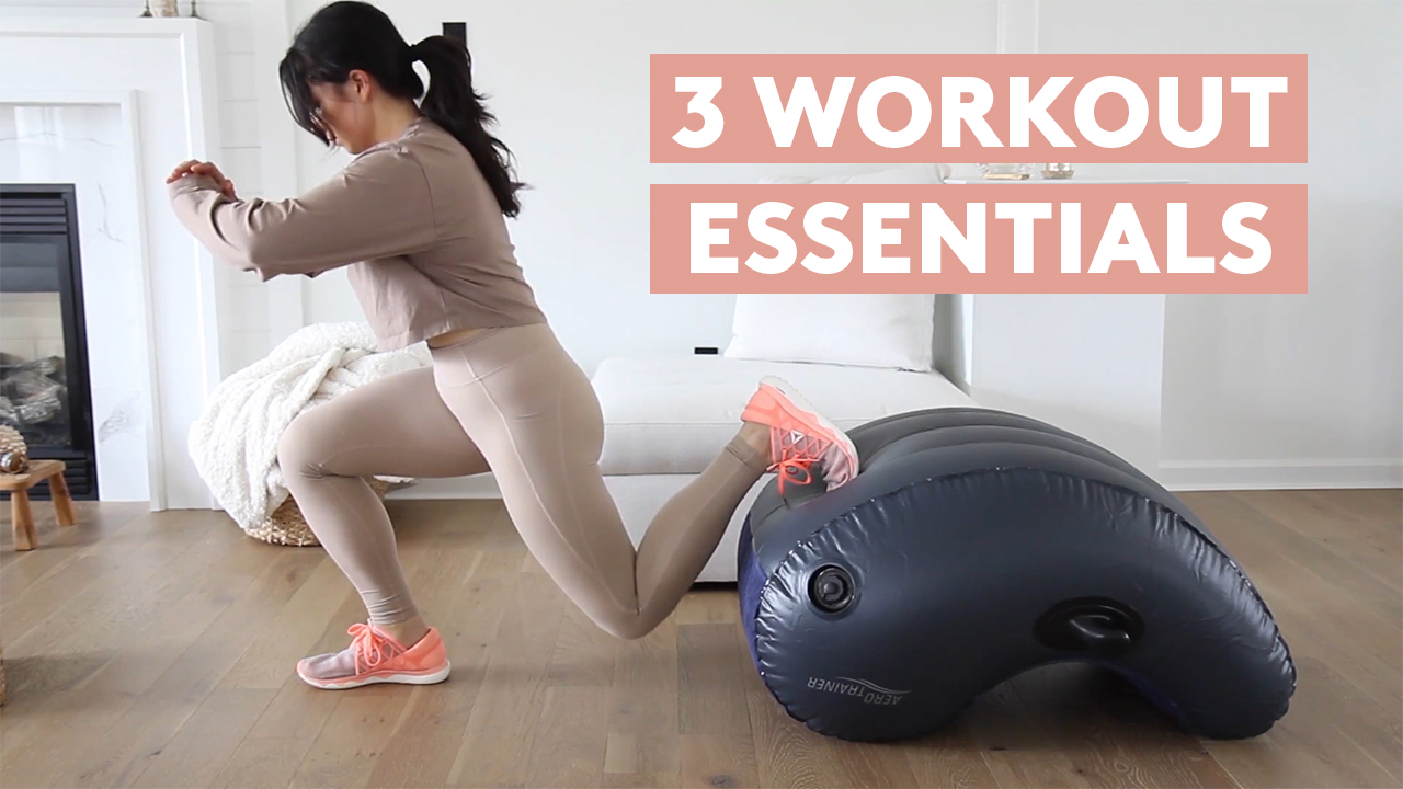 workout essentials: Simply video