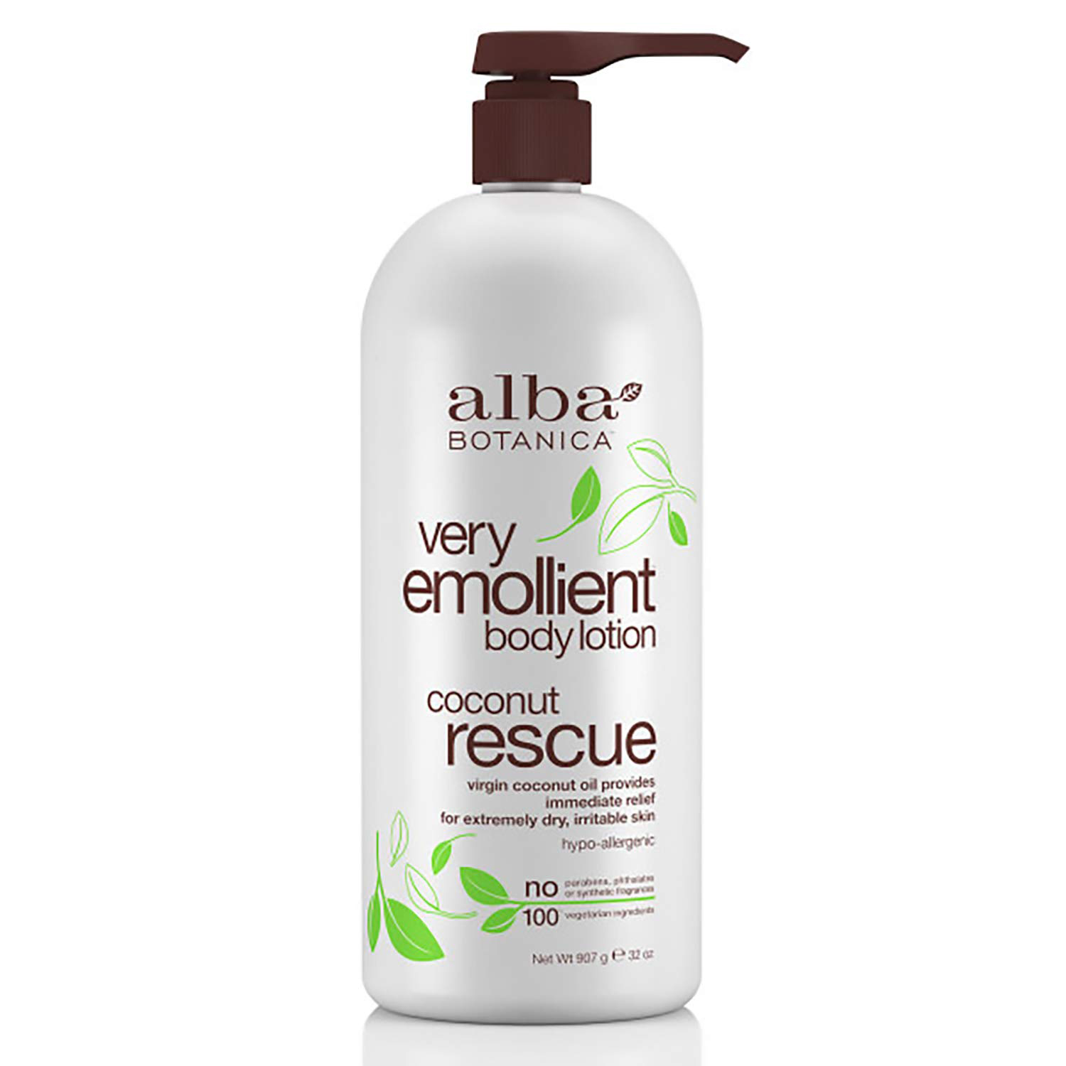 Alba Botanica Very Emollient Body Lotion