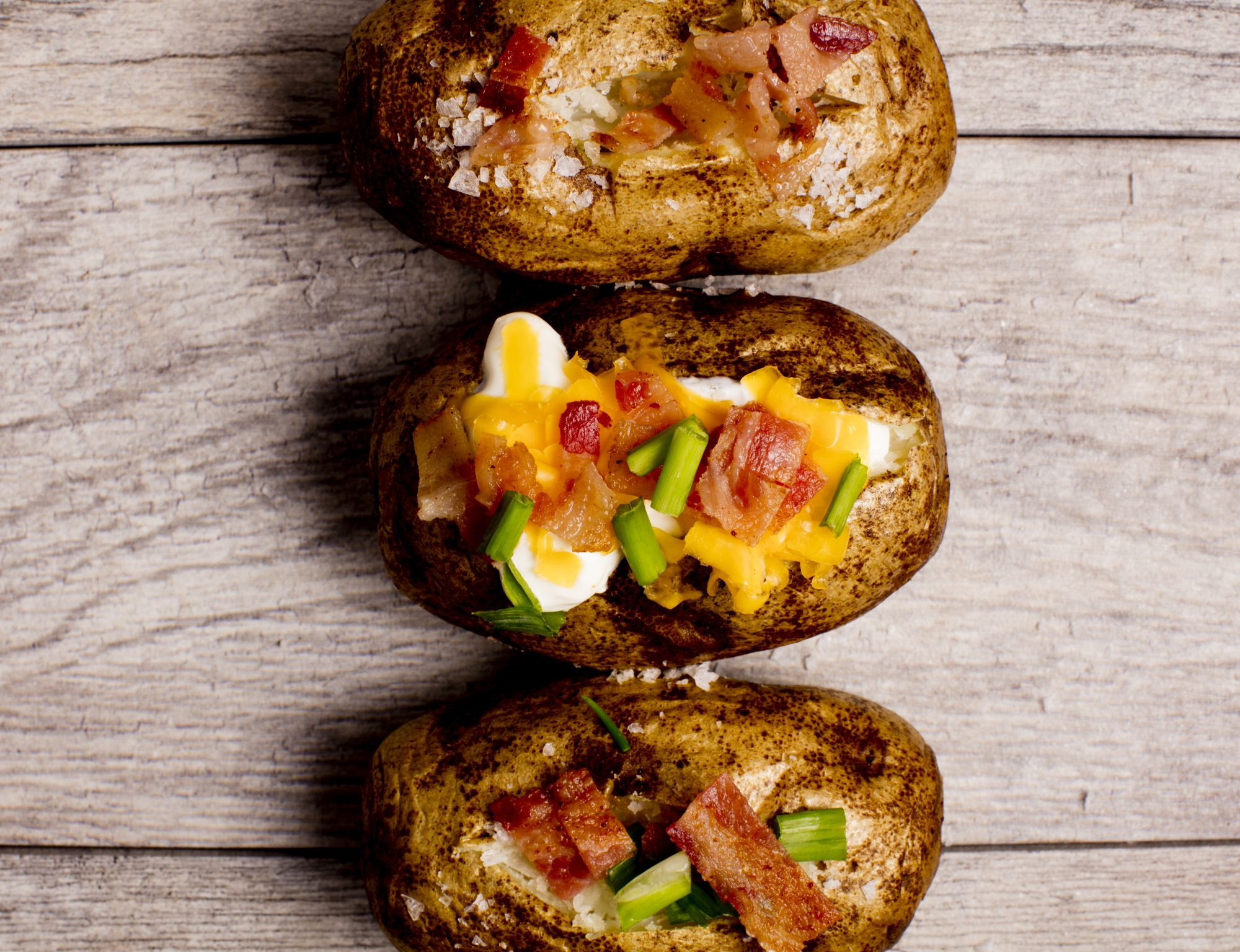 baked-potato-toppings: bacaon