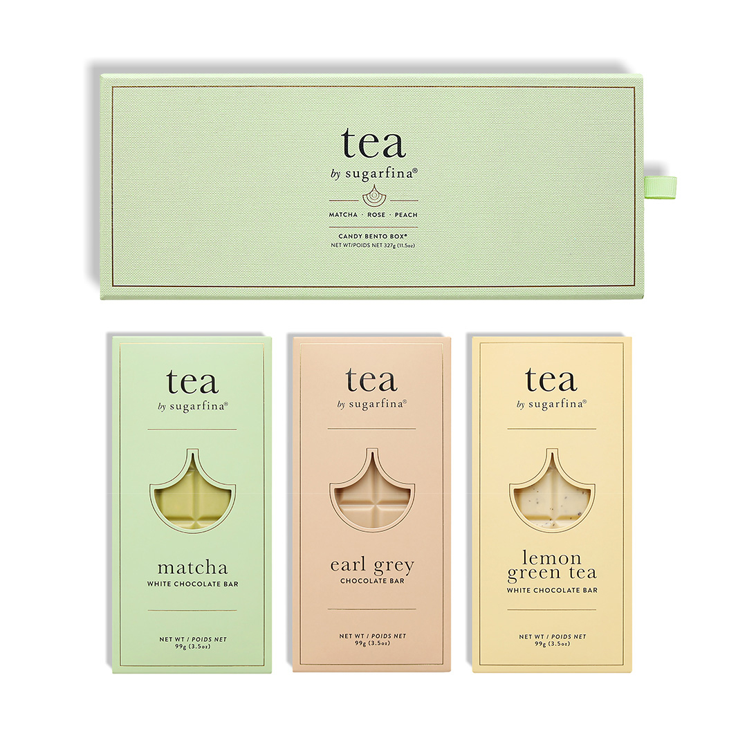 Mother's Day gifts ideas - Sugarfina Sereni-tea Bundle