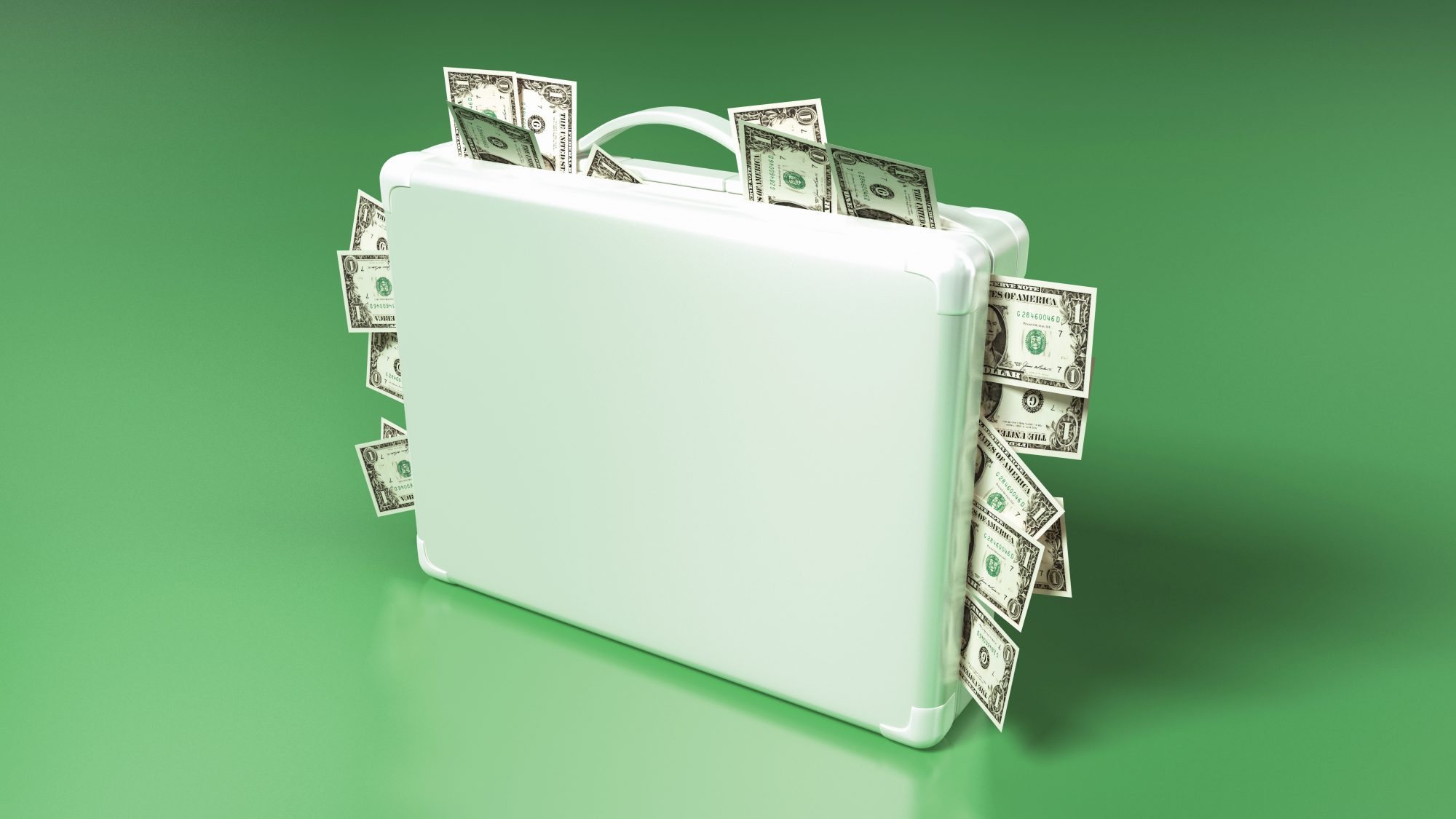 how-much-money-should-you-have-in-savings: money suitcase