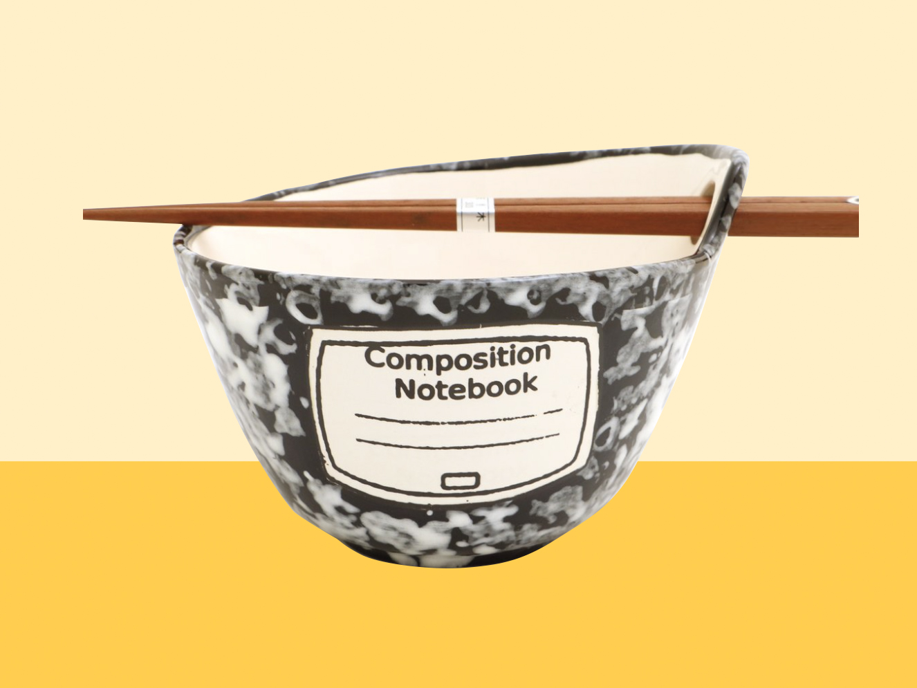 high-school-graduation-gifts: ramen bowl
