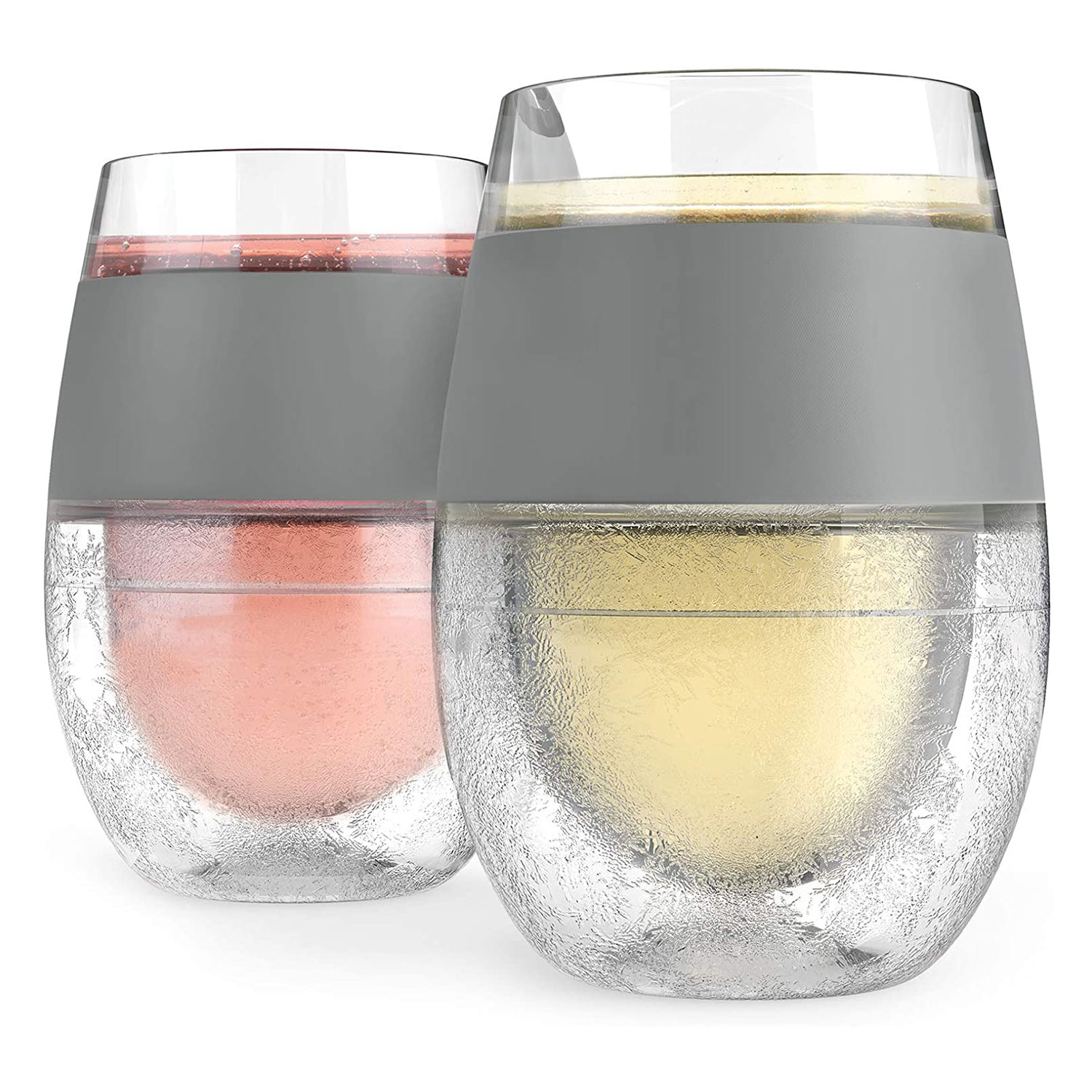 HOST Freeze Cooling Cup, Set of 2 Double Wall Insulated Freezer Chilling Tumbler