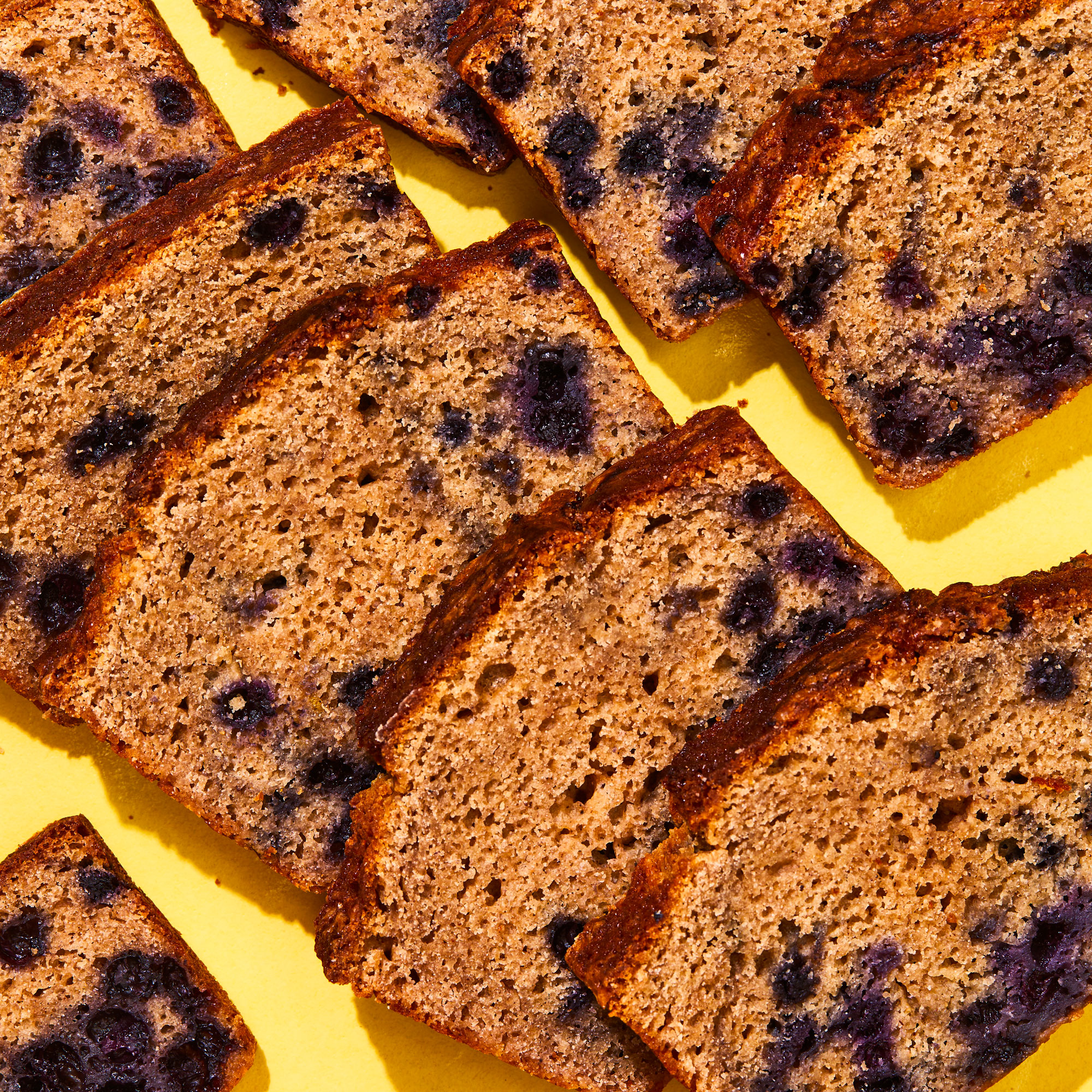 Wild Blueberry and Chai Bread